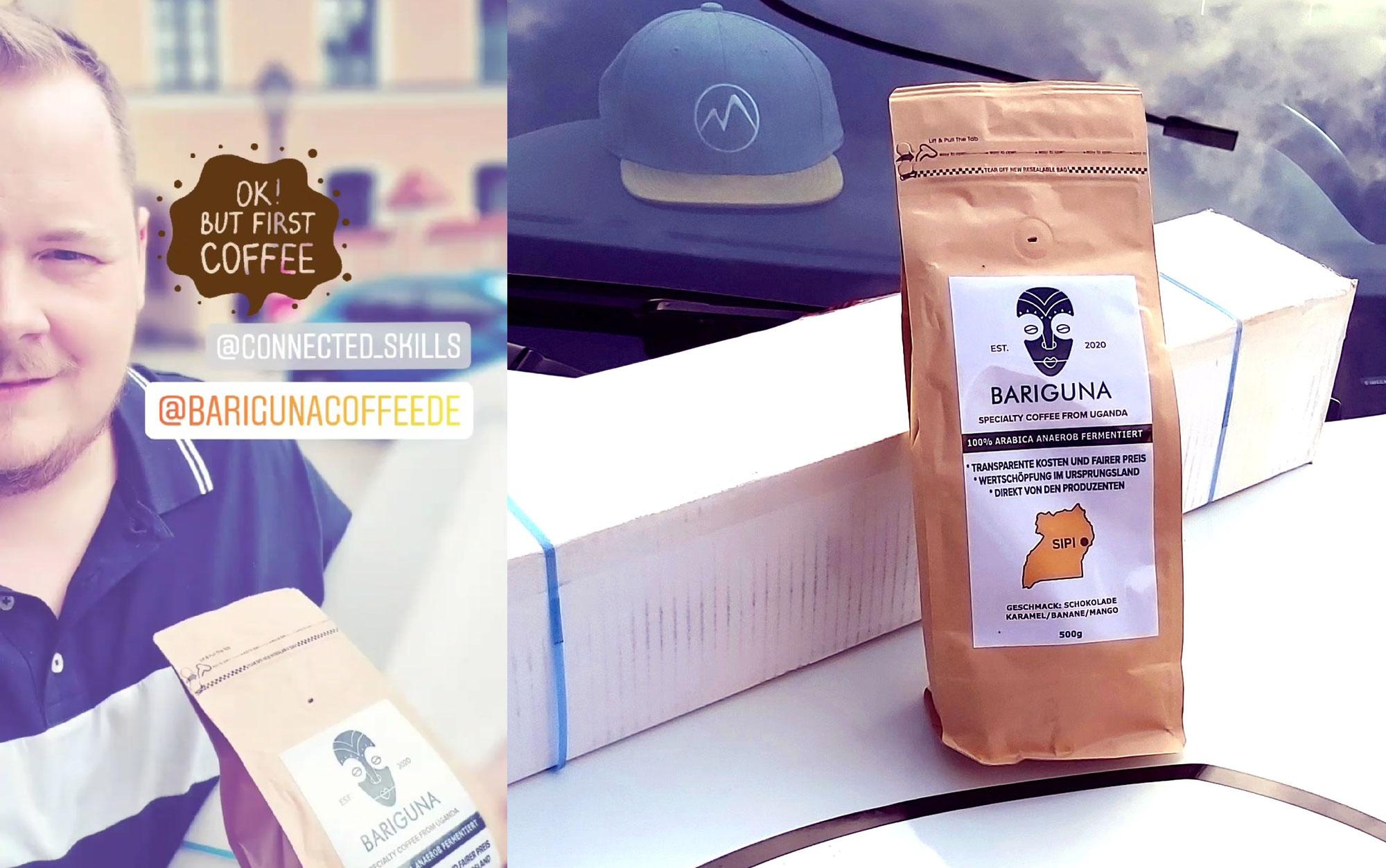 Nachhaltiges Business: Was schneller Druck, guter Kaffee und Meiidee in Zukunft gemeinsam haben!