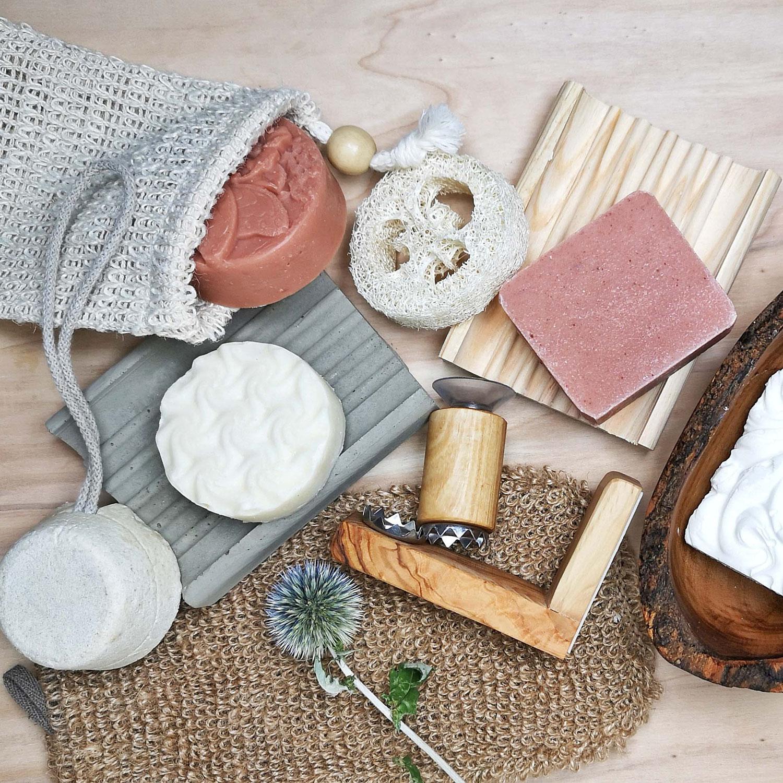 Festes Shampoo & festes Duschbad richtig aufbewahren und lagern