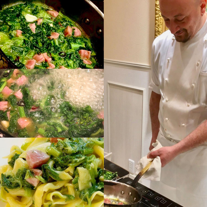 シェフから教わるお料理教室Cooking&Dinning
