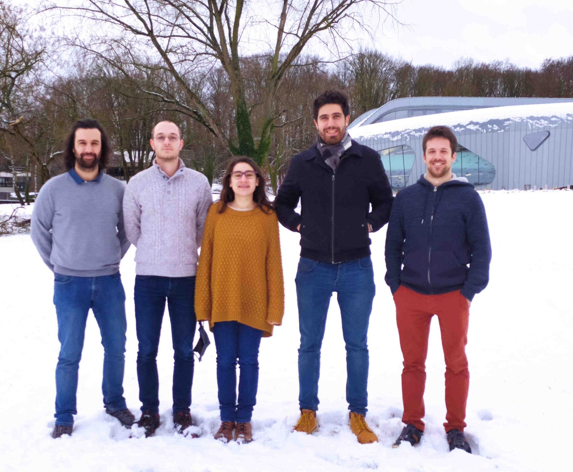 Ils remportent la finale internationale du concours ActInSpace 2020