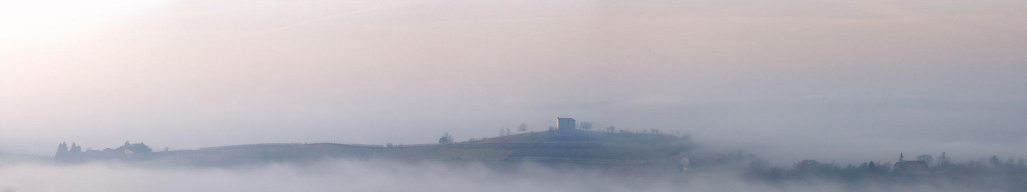 Panorama dell'Alto Monferrato