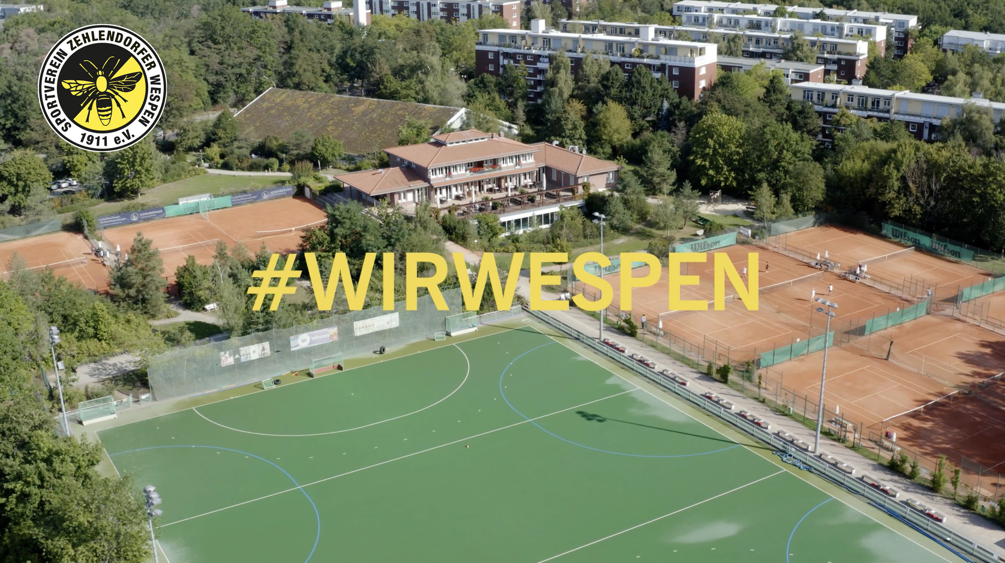 #wirwespen - Neuer Imagefilm der Zehlendorfer Wespen