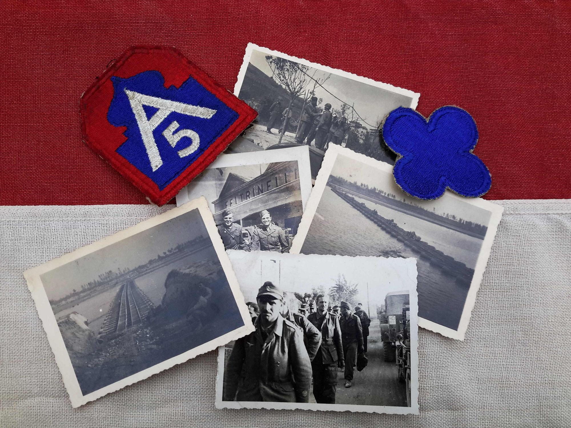 Foto ritrovate 88th Inf. Division
