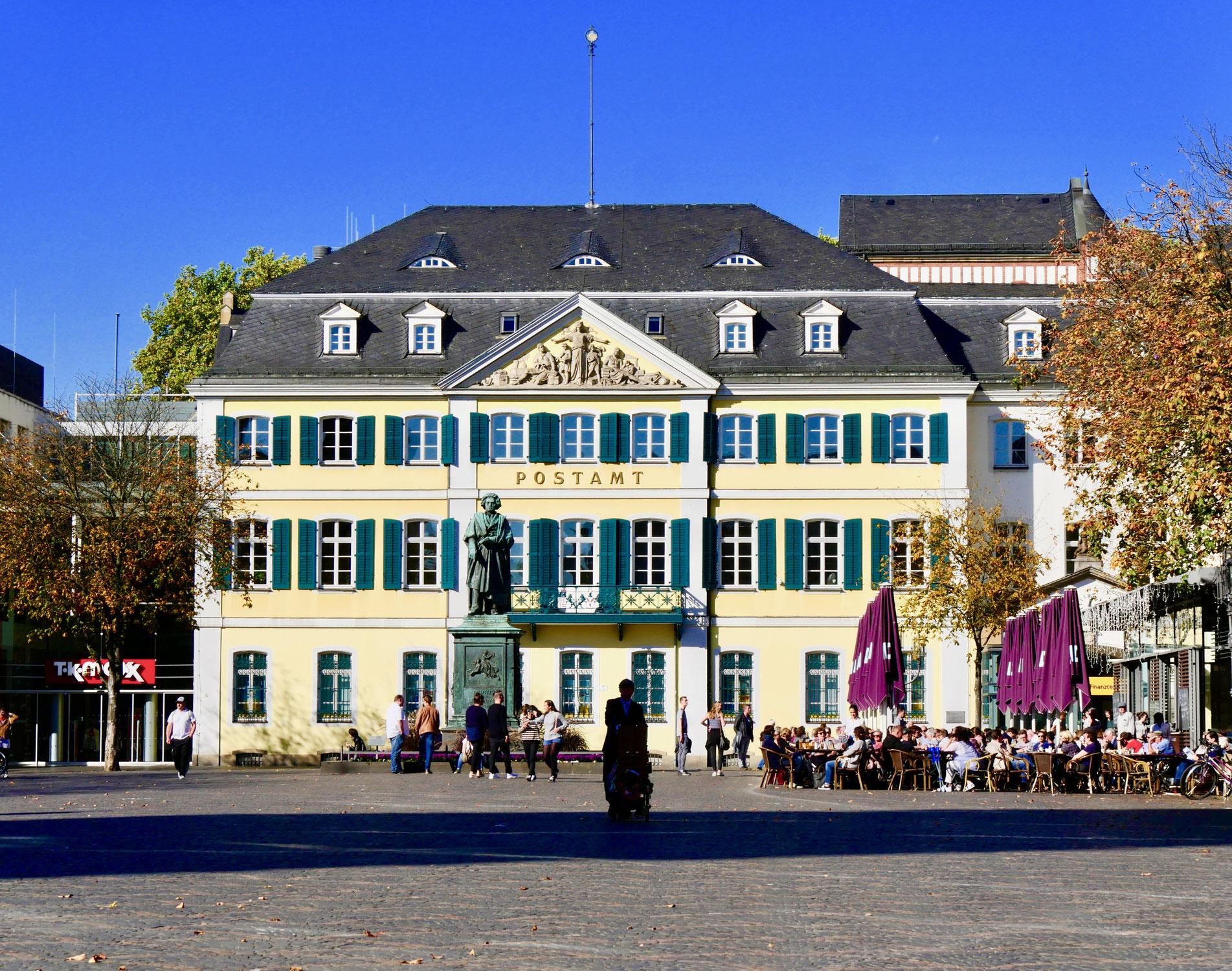 Bonn, die Boom-Town am Rhein