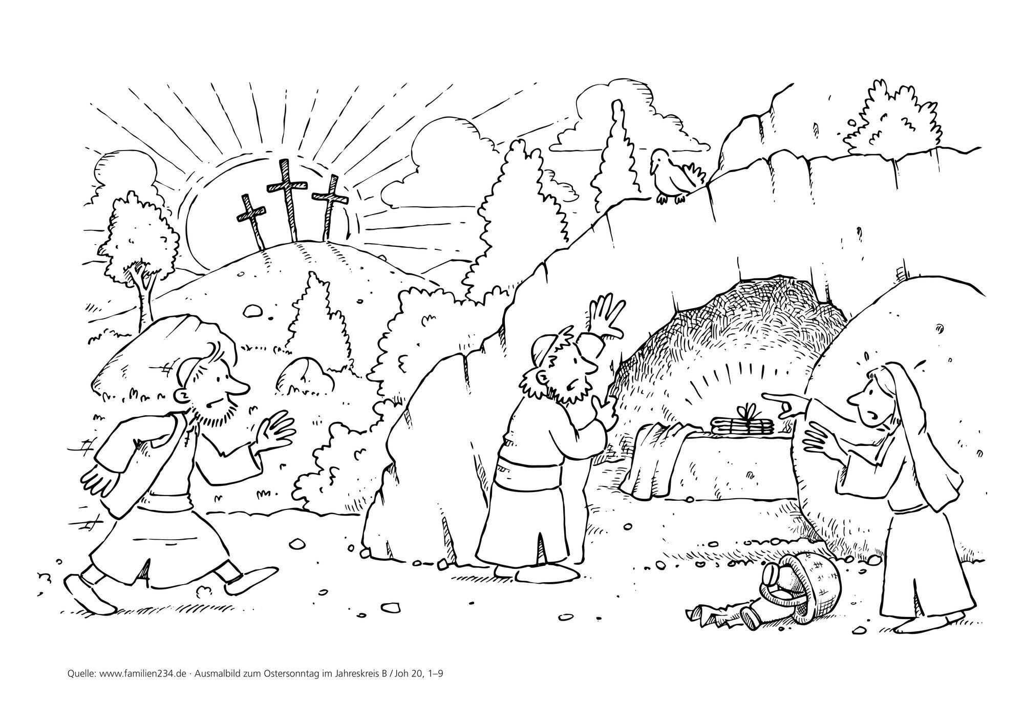 Ostersonntag - Dimanche de Pâques