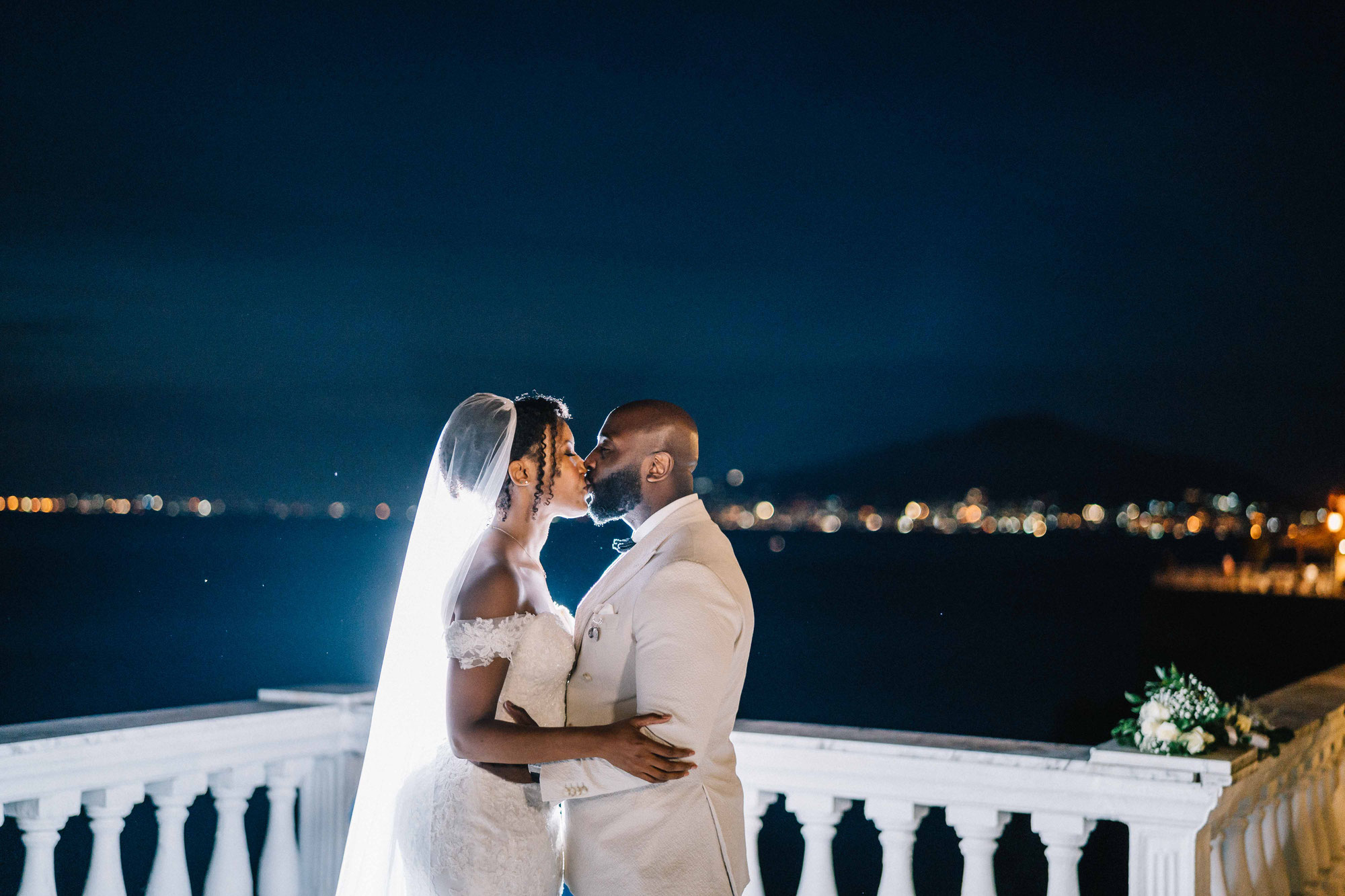 Wedding in Sorrento // Marva & Philip