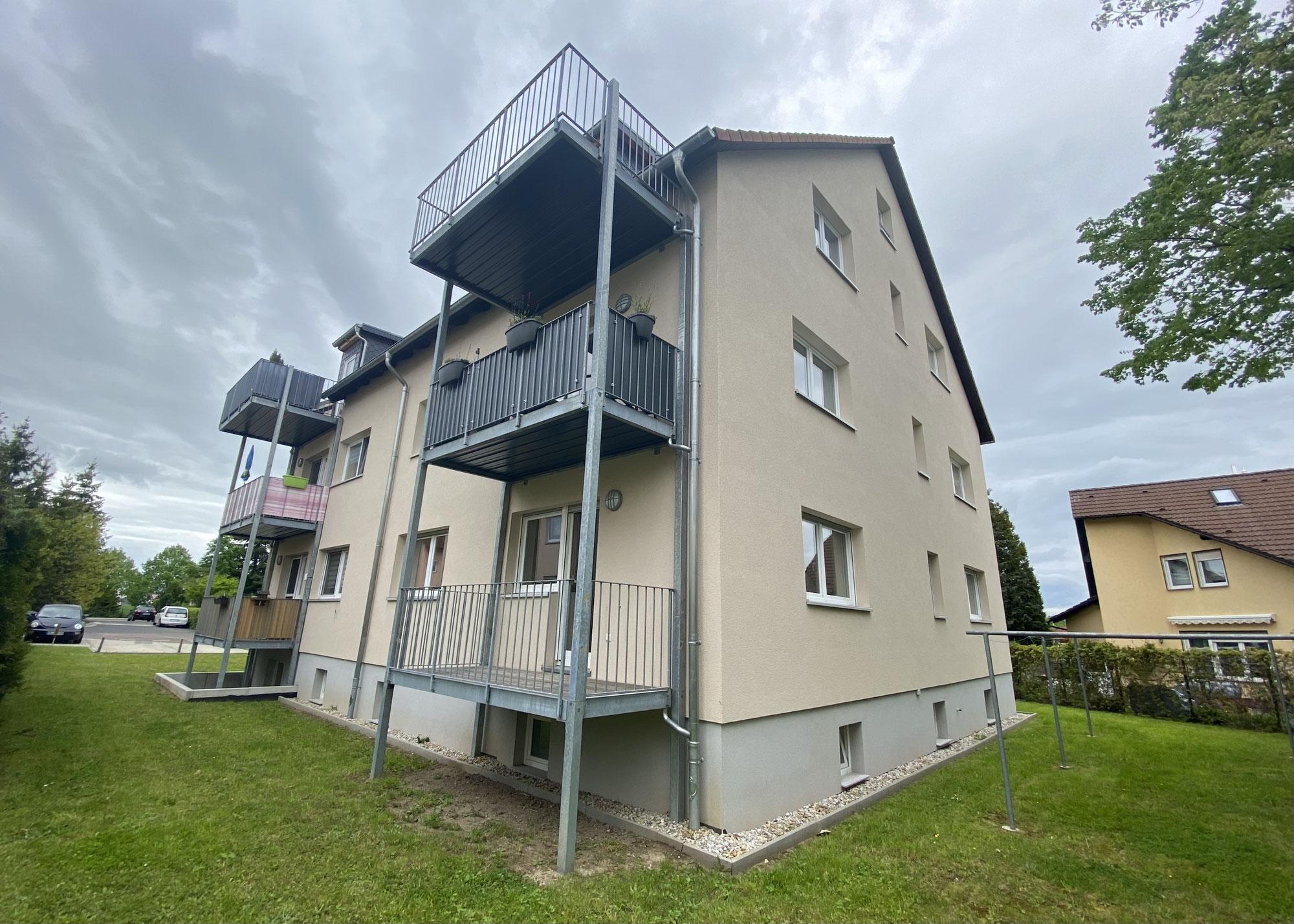 Ankauf eines Mehrfamilienhauses in Rossau