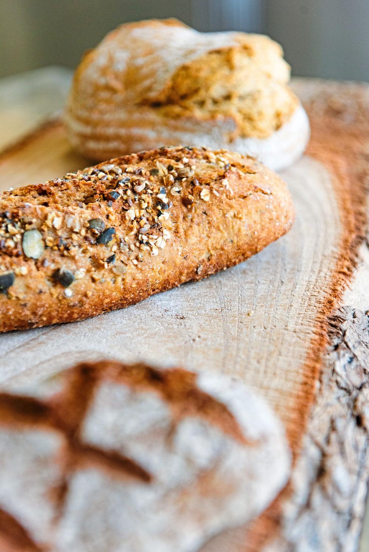 Brotbacken mit Agathe