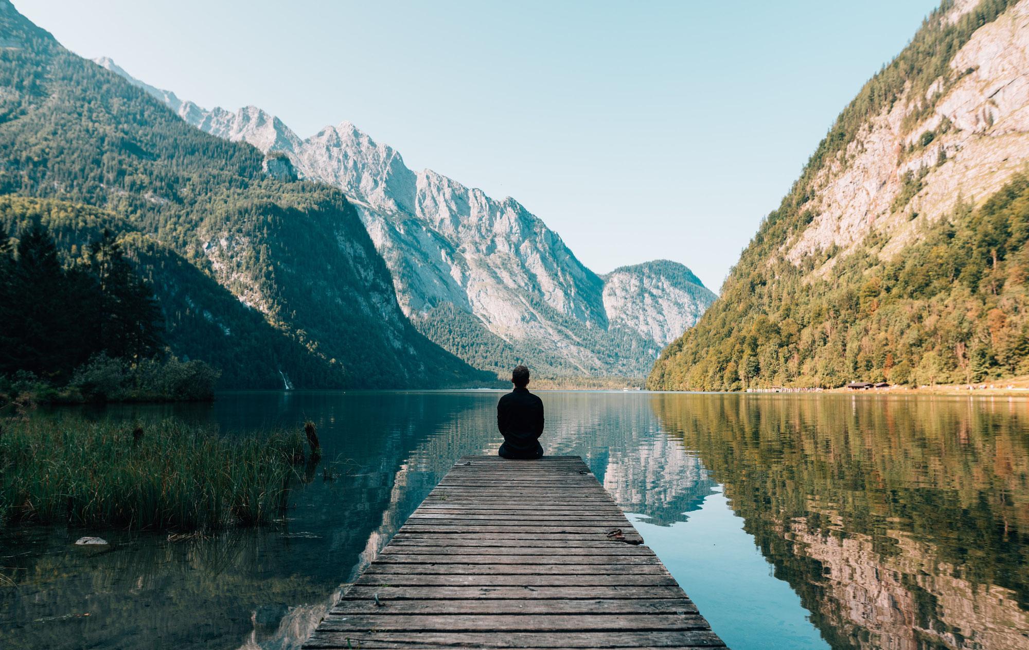 Stille und Alleinsein - Quellen innerer Kraft