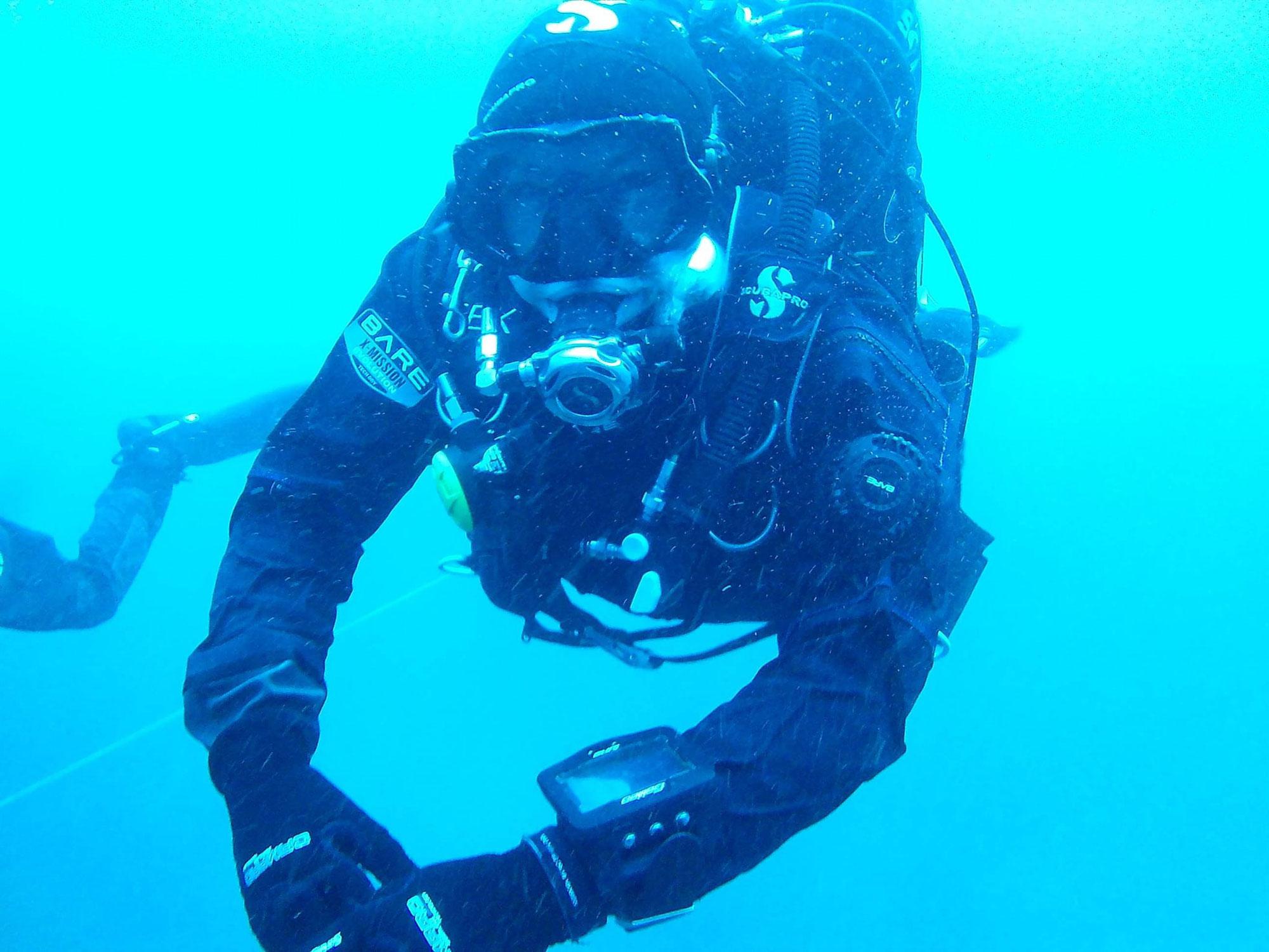 Dive Group Management/Gruppenführung und Navigation Kurs!
