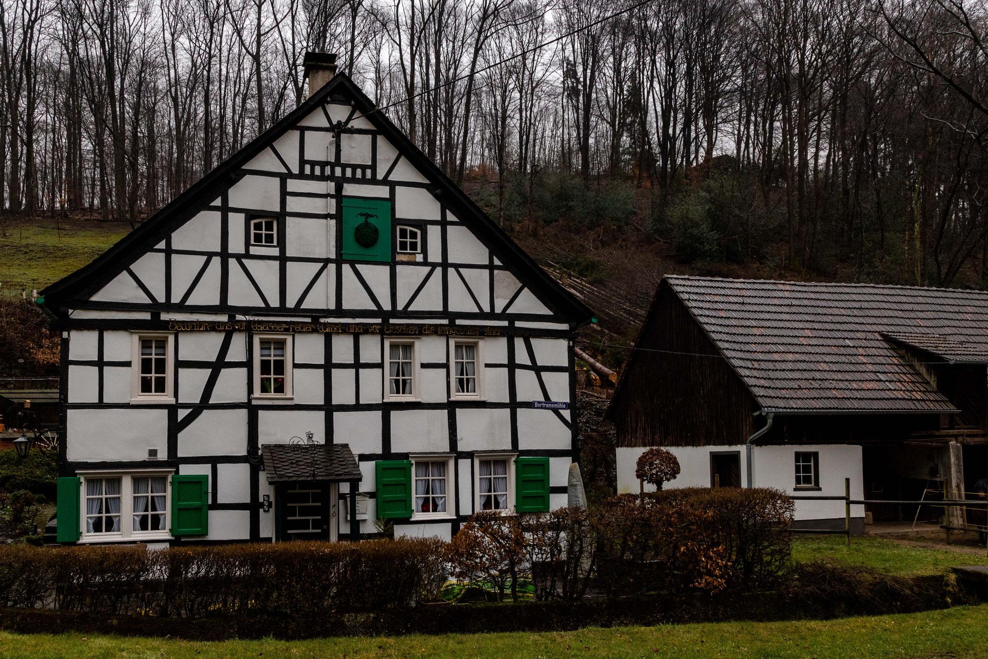 Mühlen in Solingen