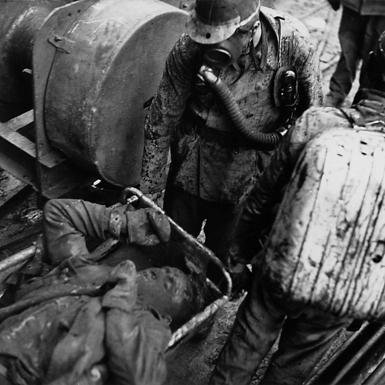 Die Grimberg-Katastrophe von 1946