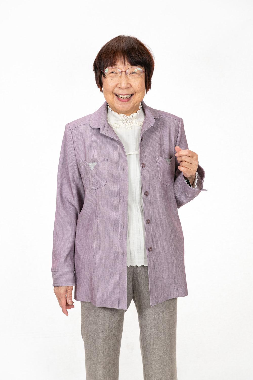 可愛いおばあちゃんの春ジャケットが入荷しました!