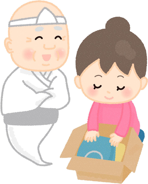 秋田市 レンタル収納 トランクルーム使い方色々 ~遺品整理~