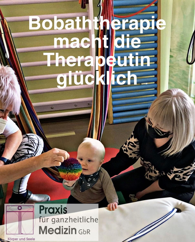 Kindertherapie macht glücklich - DEN THERAPEUTEN