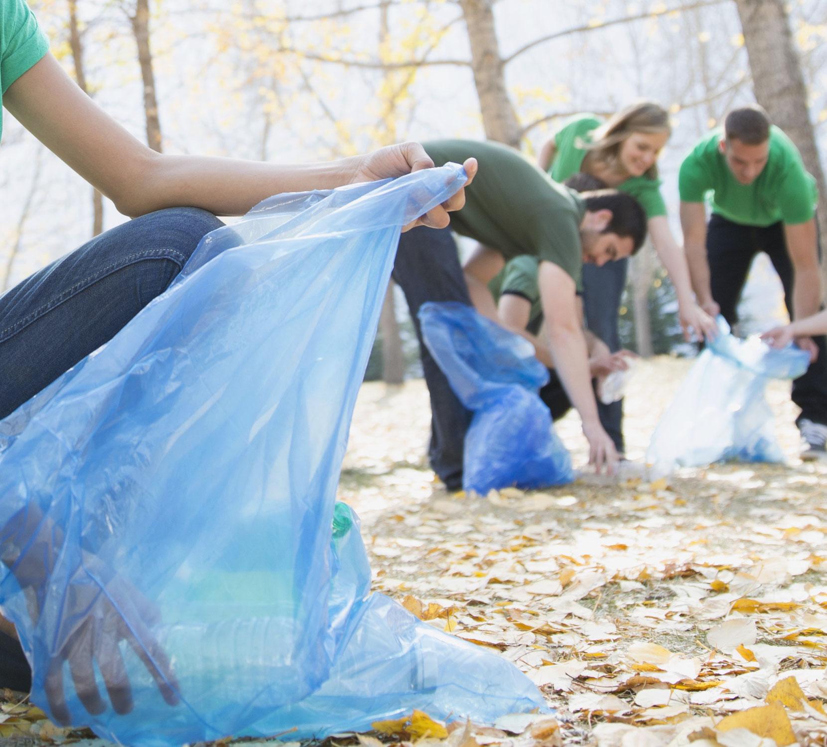 So sagst du dem Müll den Kampf an - Lauftrend Plogging