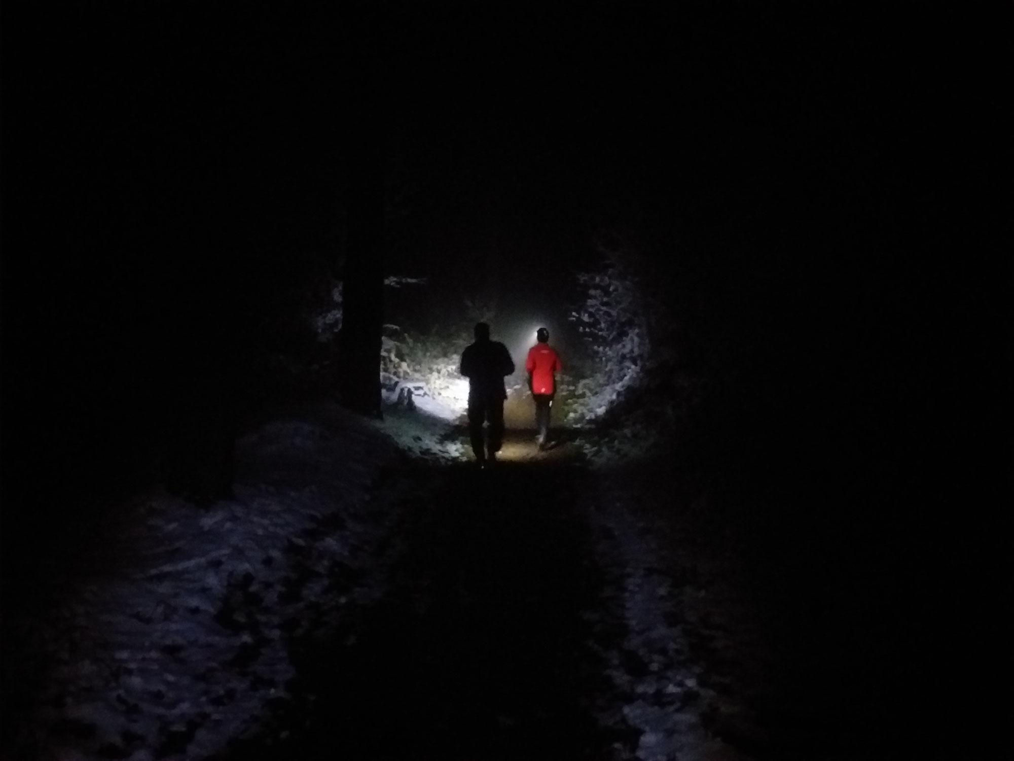 Laufen im Dunkeln? So kann es klappen! - Lauftrend 2