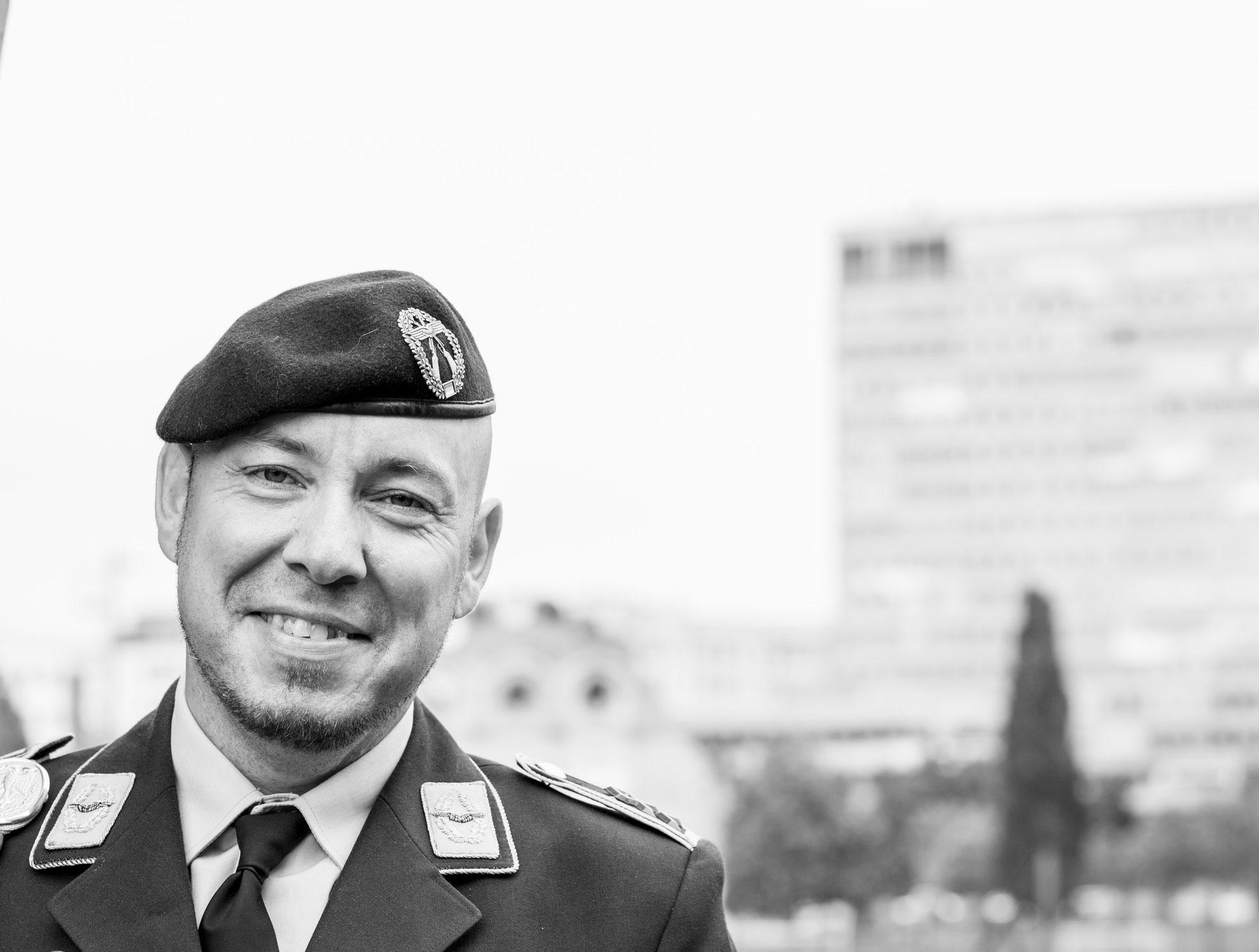 Veteran Dirk Meyer-Schumann