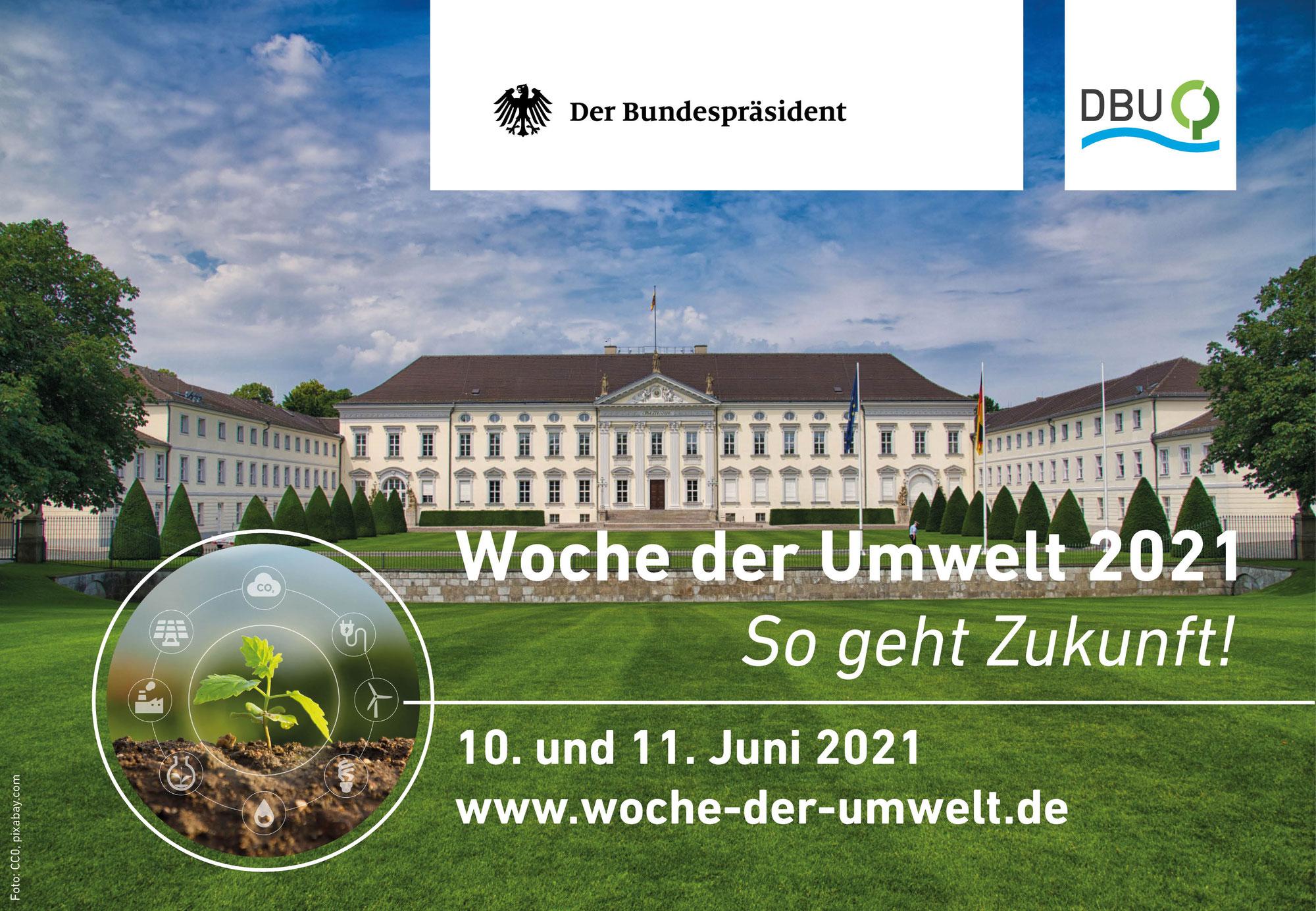 """""""So geht Zukunft"""": Wirtschaftsförderung Osnabrück virtuell zu Gast beim Bundespräsidenten"""