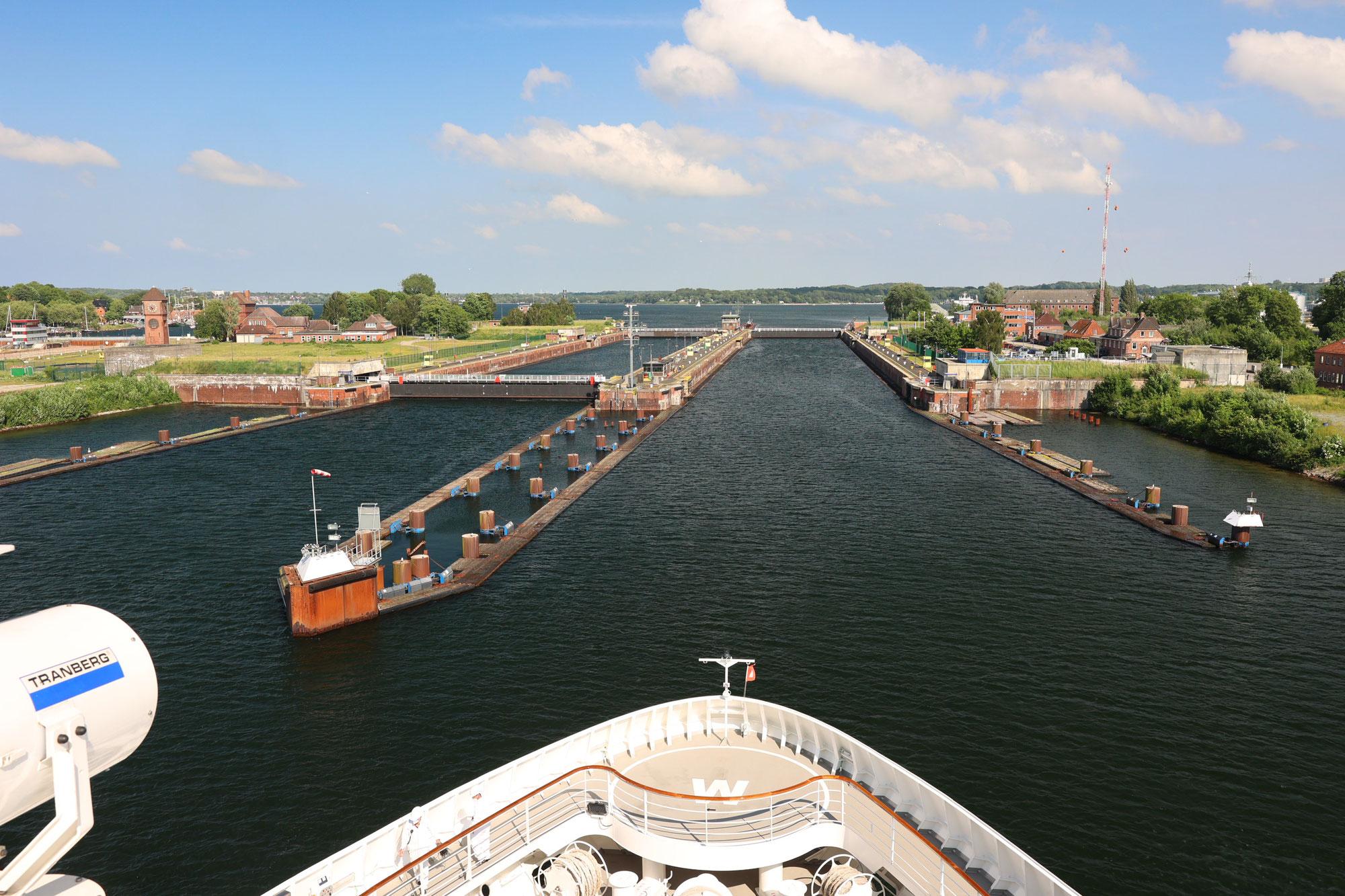 Tag 5 - Nord-Ostsee-Kanal