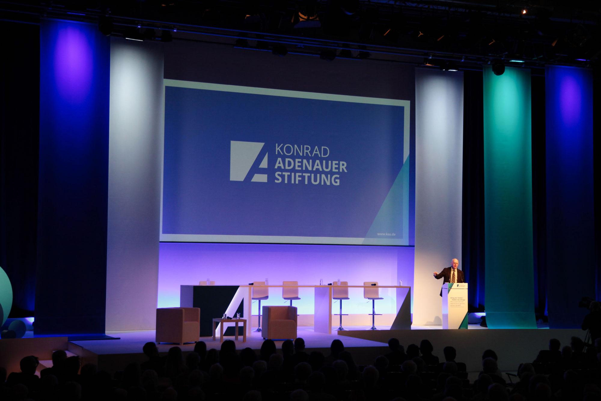 Konrad Adenauer Stiftung - 9. Demokratie-Kongress