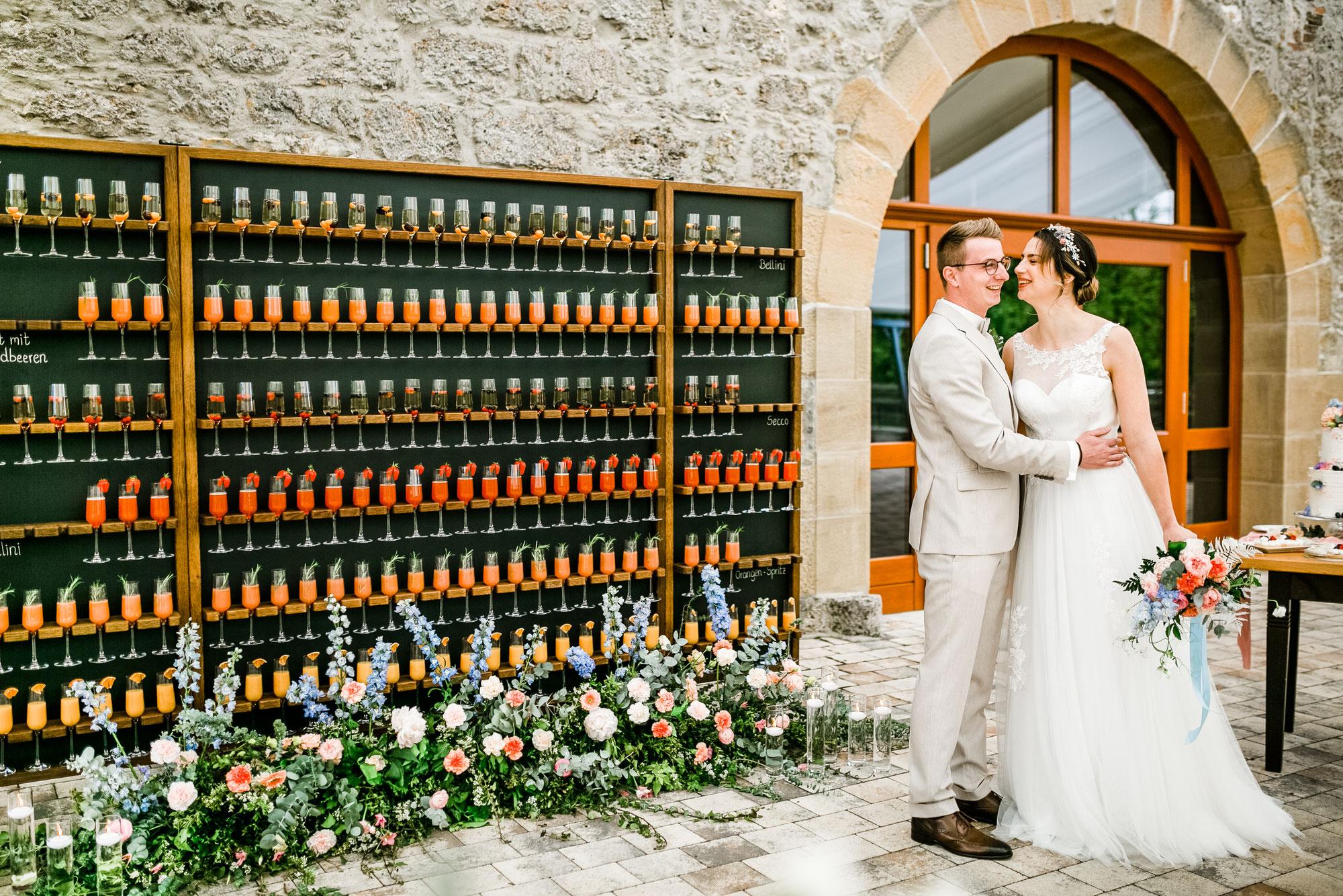 Hochzeit in der tollsten Location Deutschlands: Gut Ludwigsruhe in Langenburg