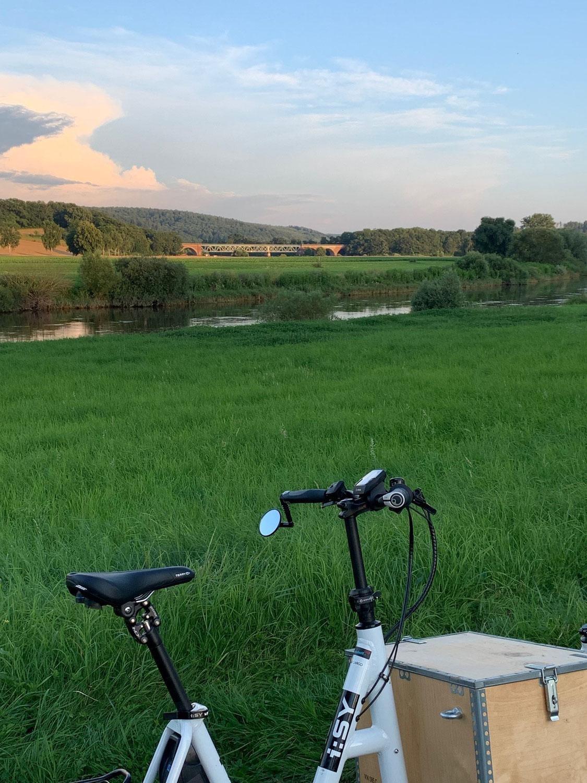iSY Cargo Weser-Ausflug