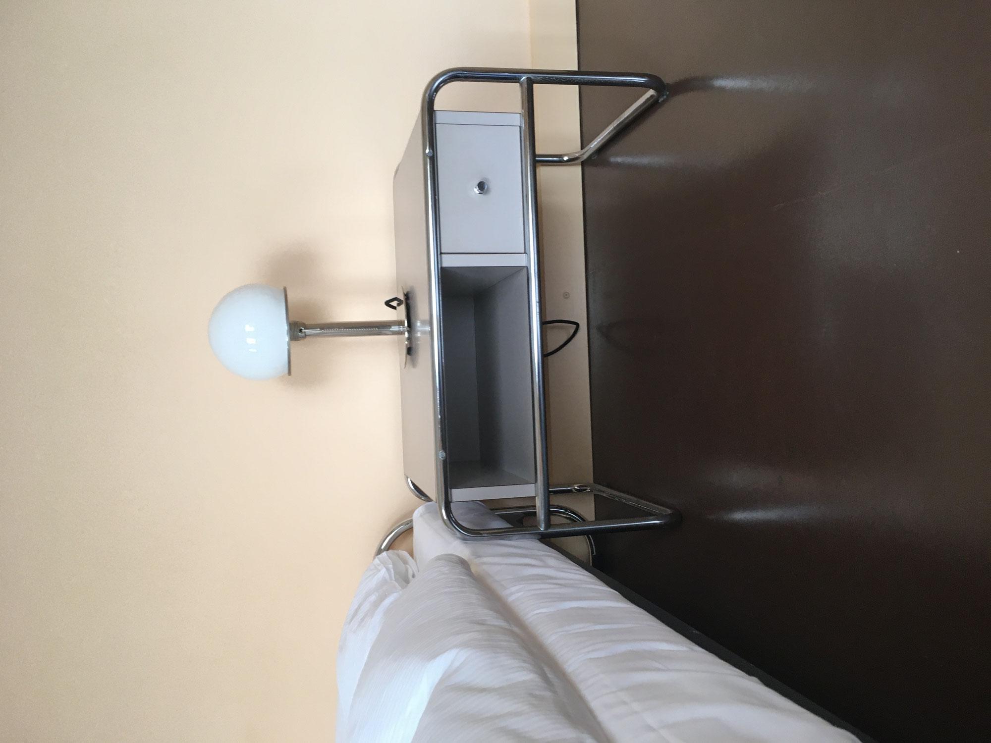 Bauhaus Hotel in Ascona