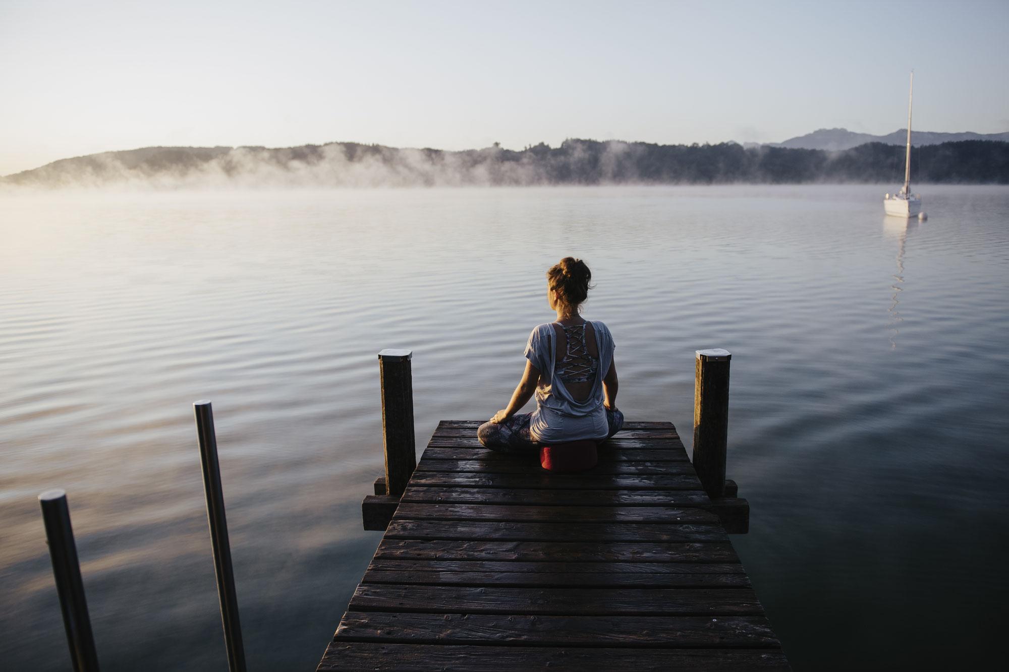 #20  Wie Du mehr Ruhe in Dein Leben bringst