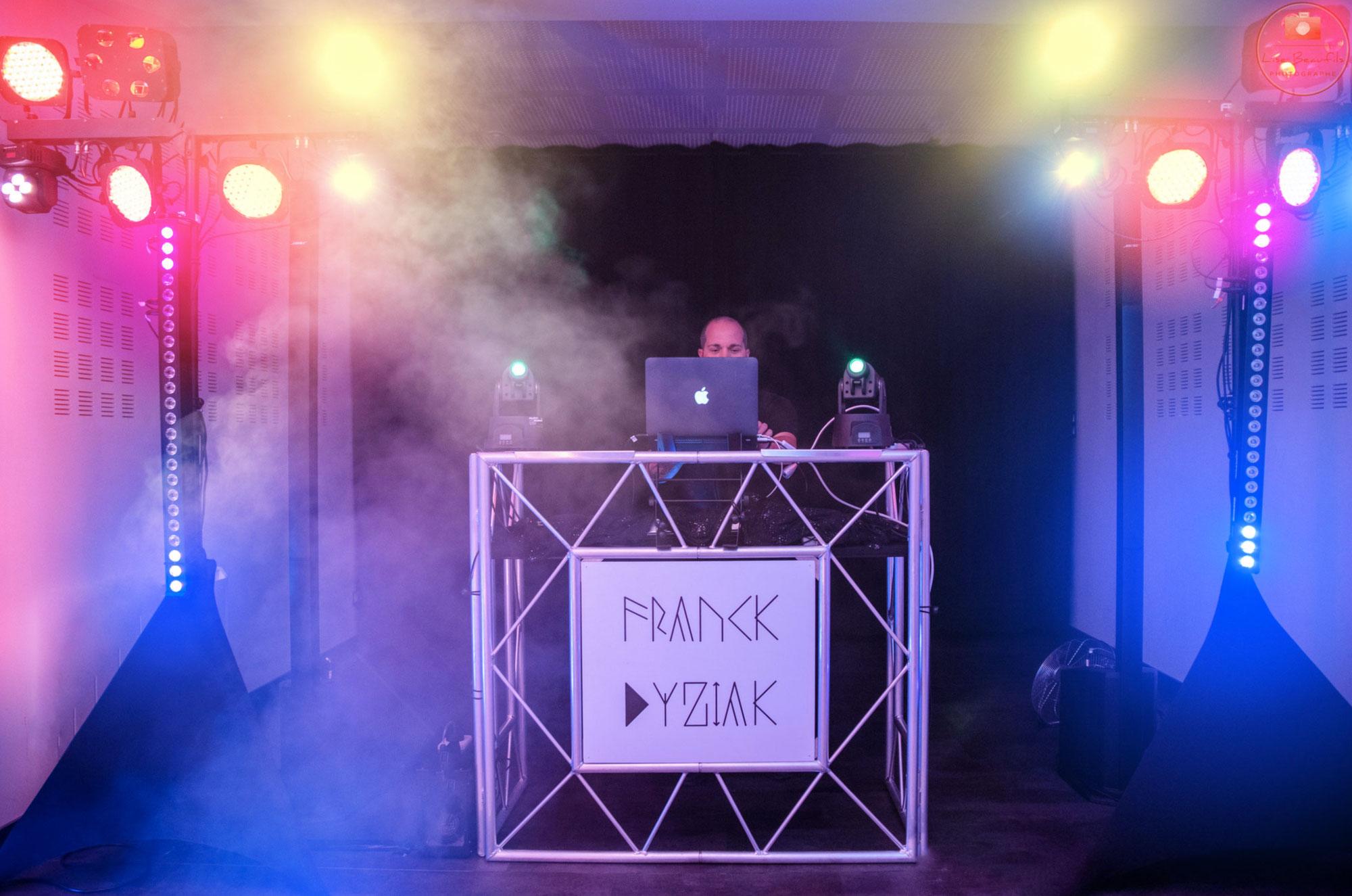 Franck Dyziak - Votre DJ