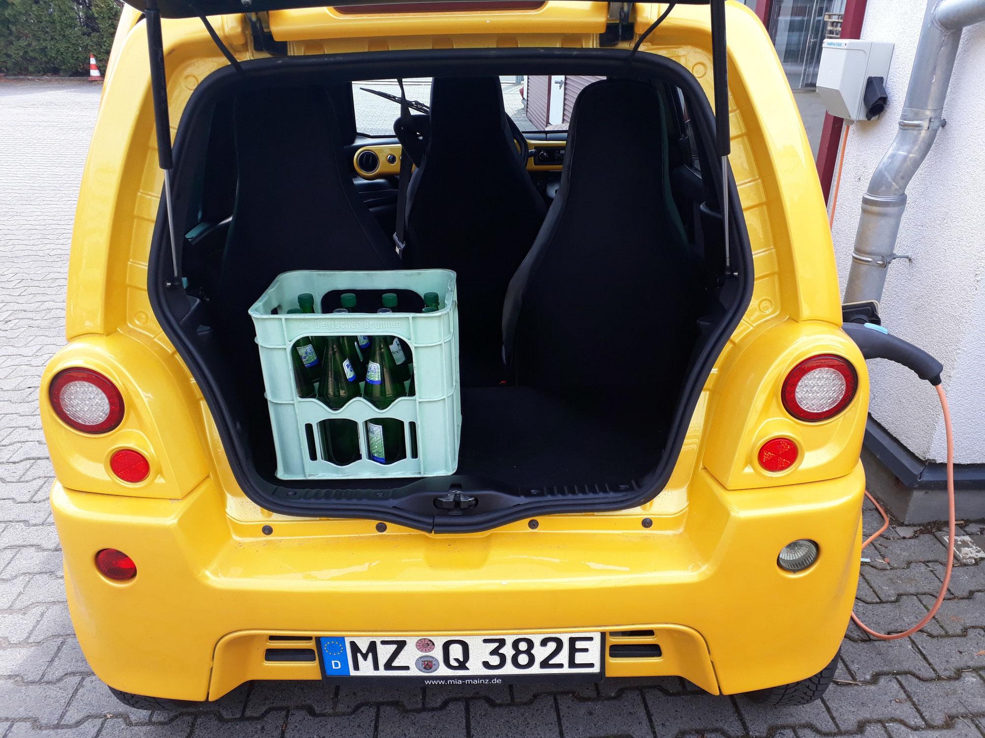 Kofferraumklappe