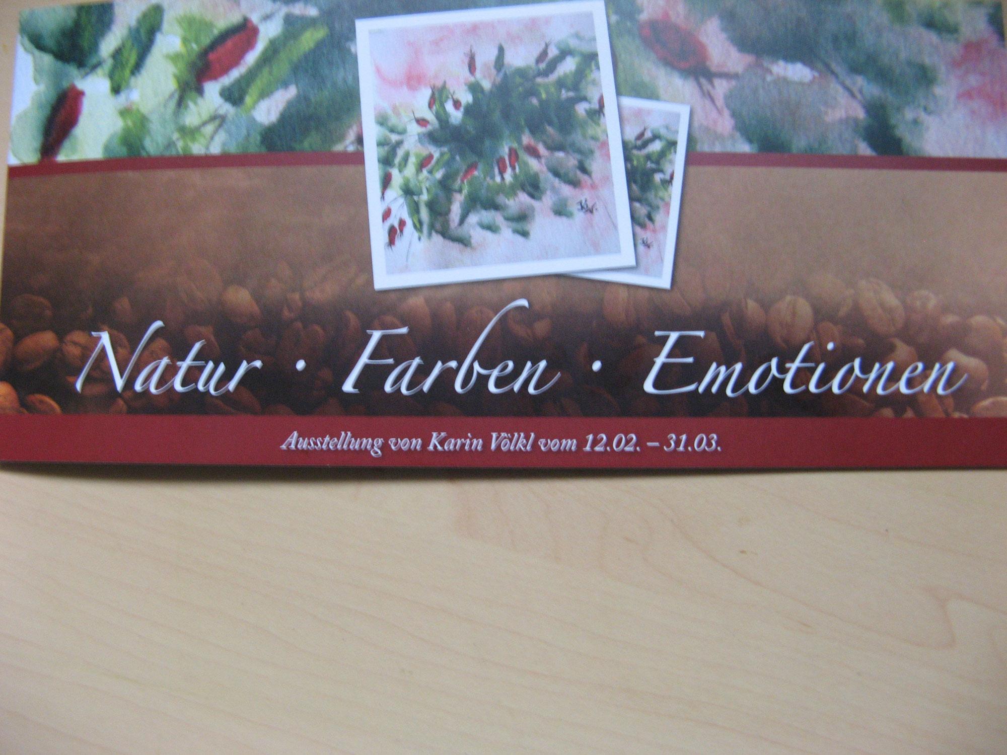 Natur Farben Emotionen