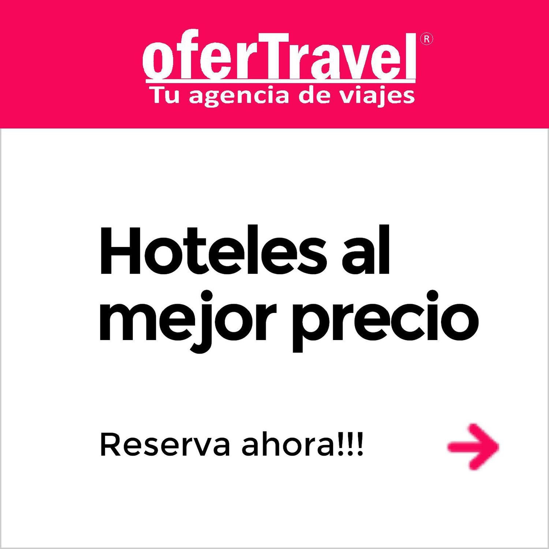 Encontrar hotel al mejor precio