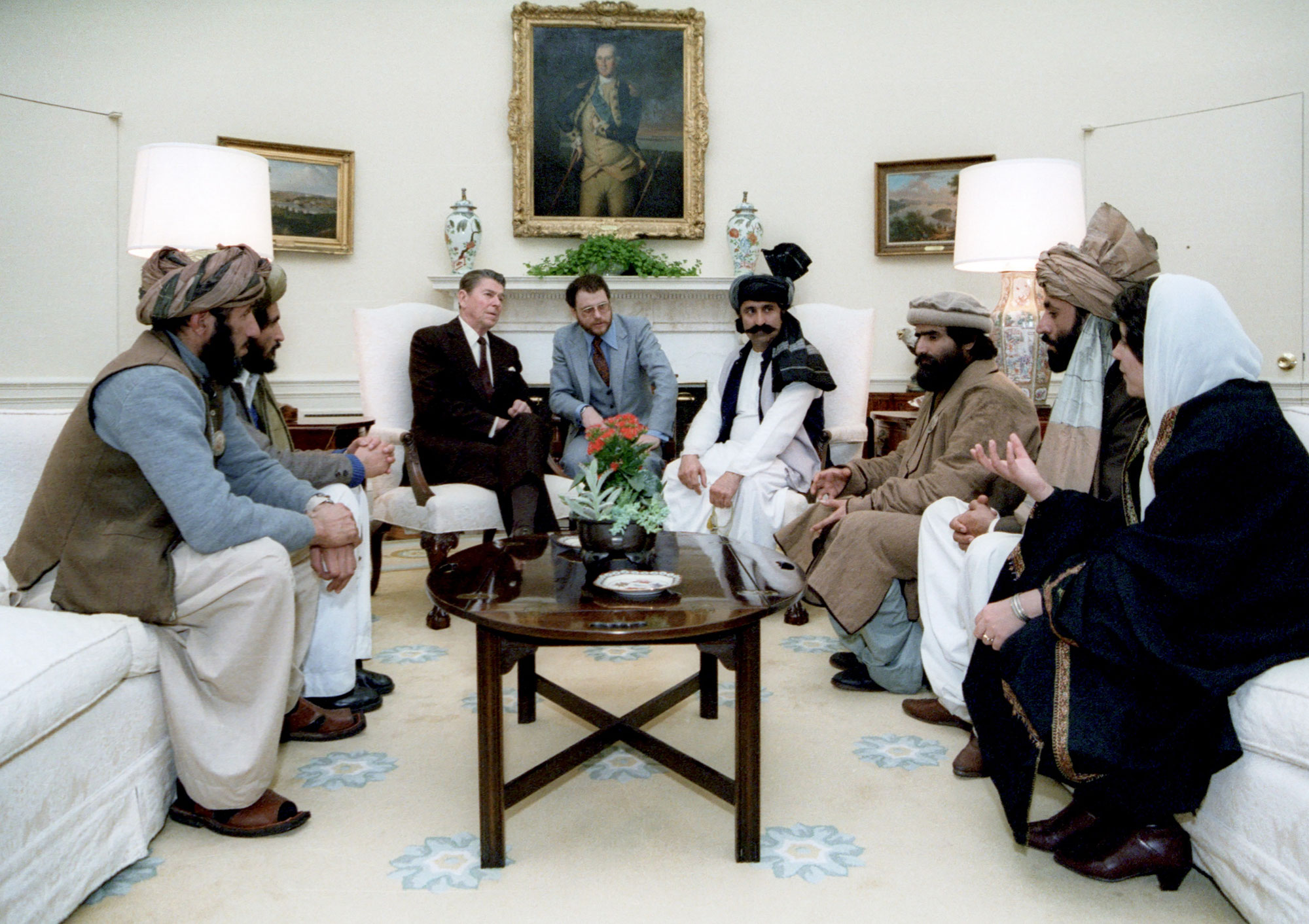 In Memory. Afghanistan 2021.