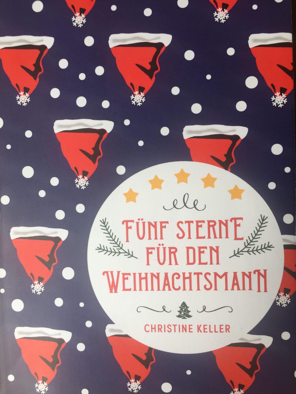 """Rezension """"Fünf Sterne für den Weihnachtsmann"""""""