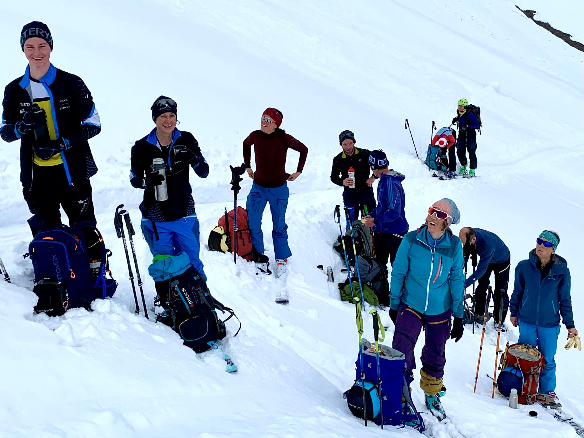 So 18.04.21 - Ski- und Snowboardtour Winterhorn