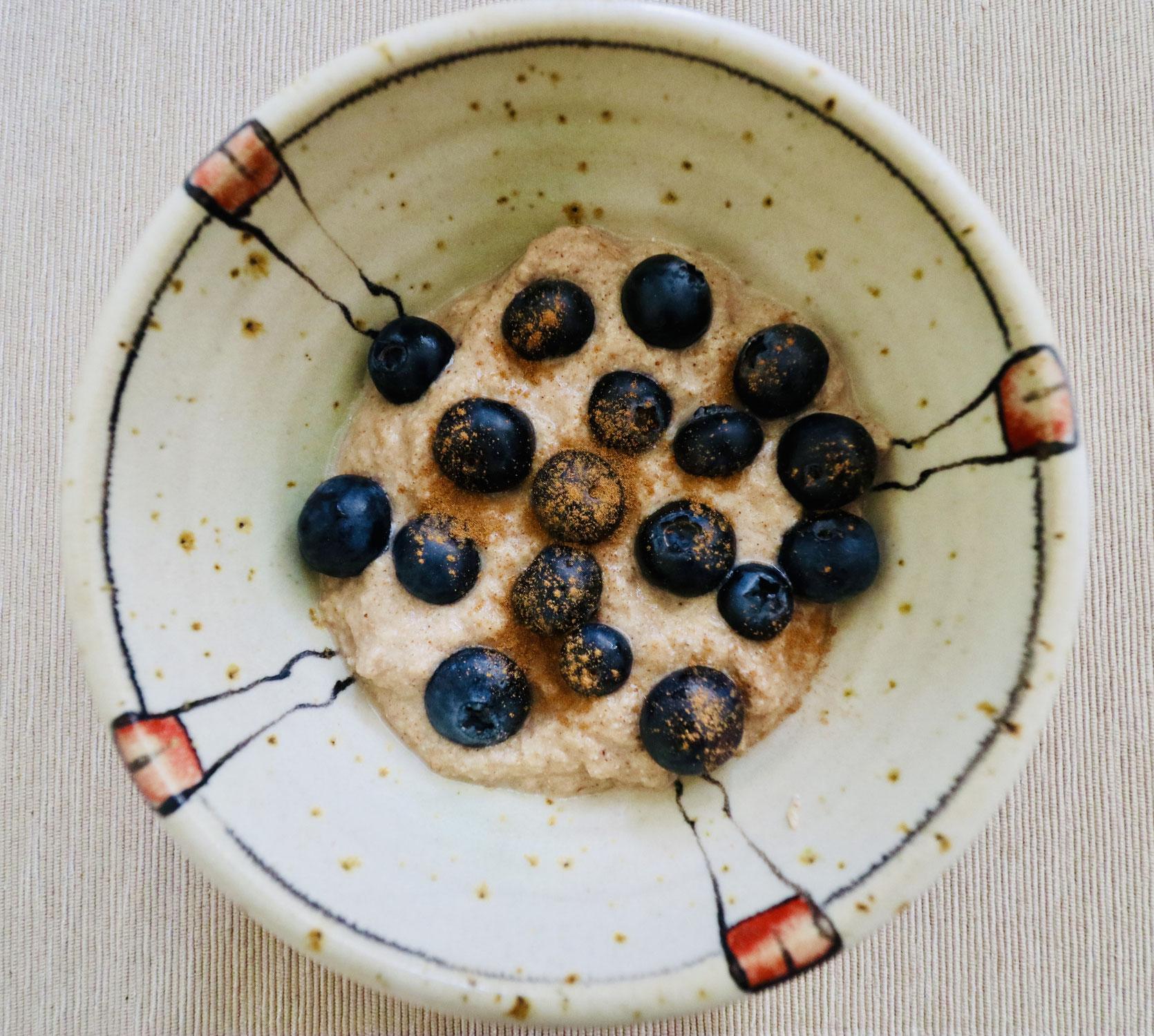 Erdmandel Porridge - Paleo AIP