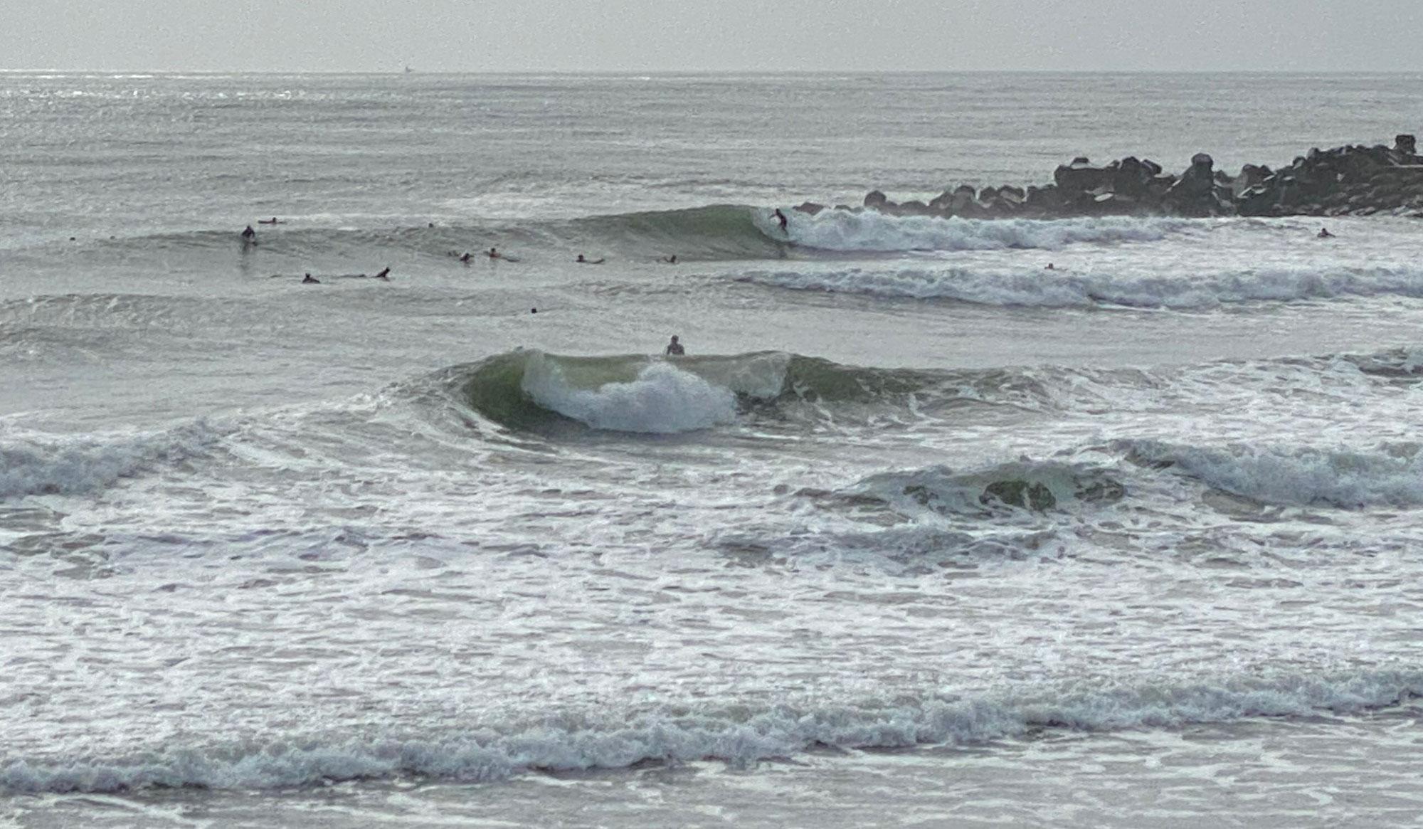 GOOD WAVE~(^^♪
