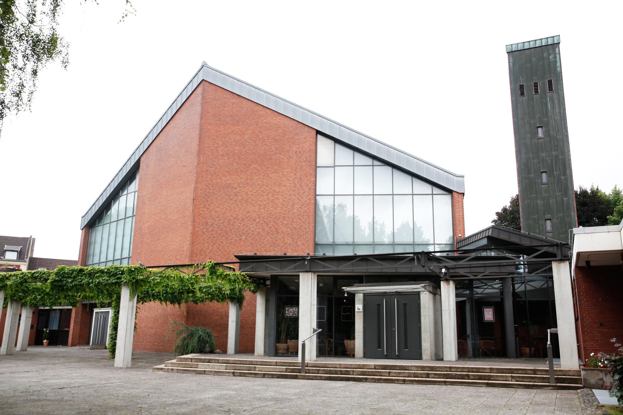 Evangelische Kirche in Duisburg