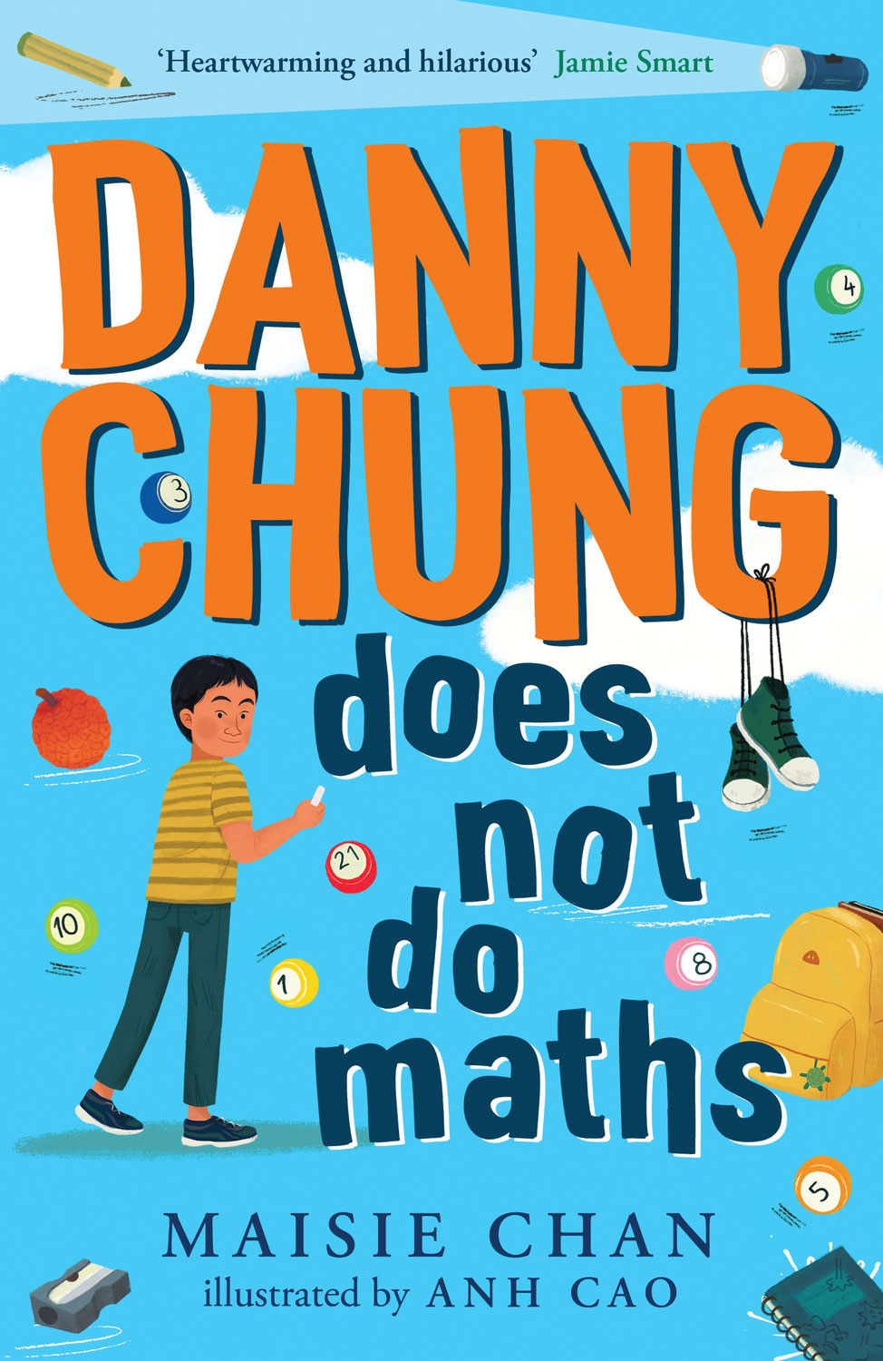Danny Chung Does Not Do Maths is OUT NOW!
