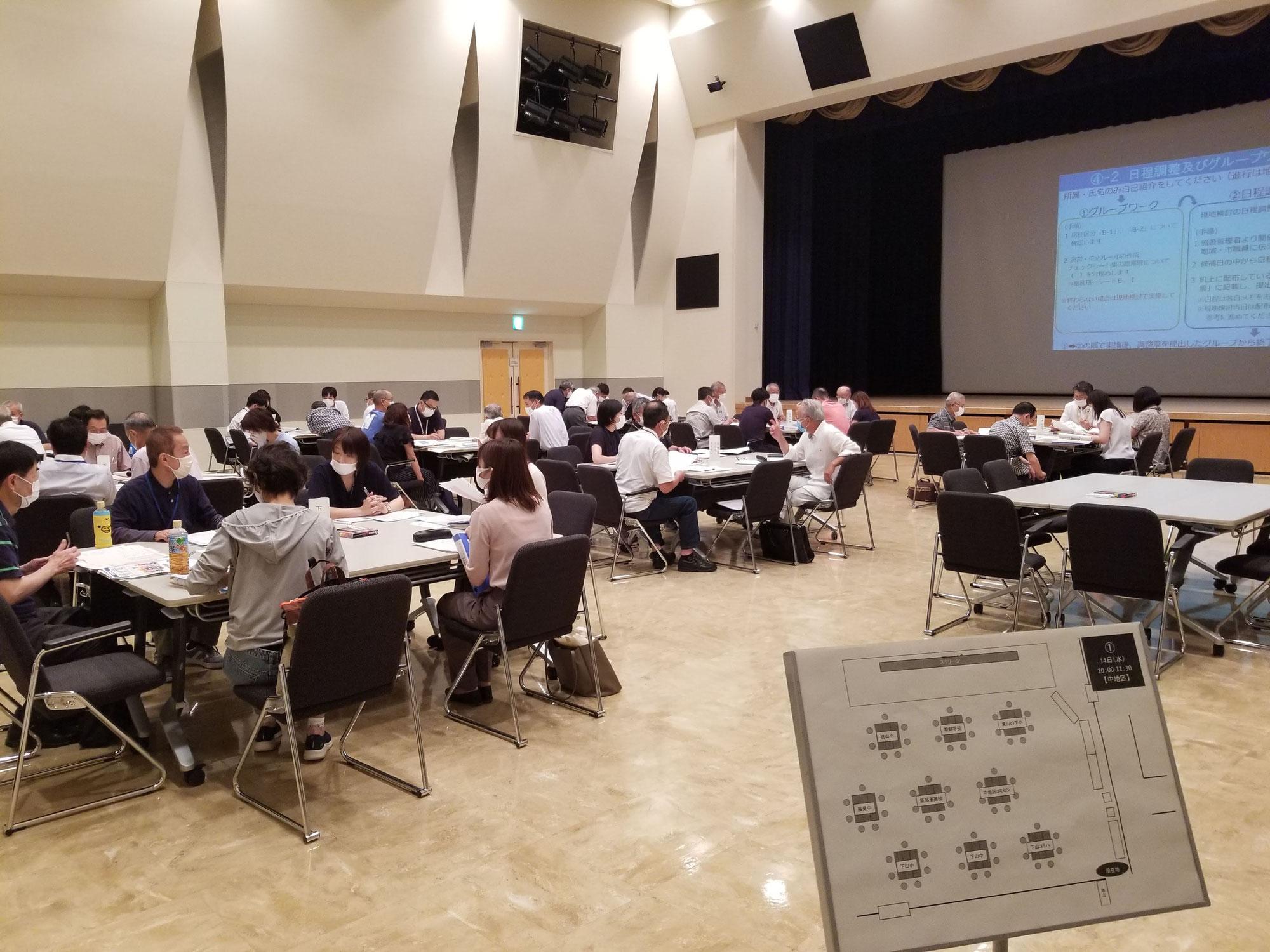 新潟市避難所運営体制連絡会を展開中