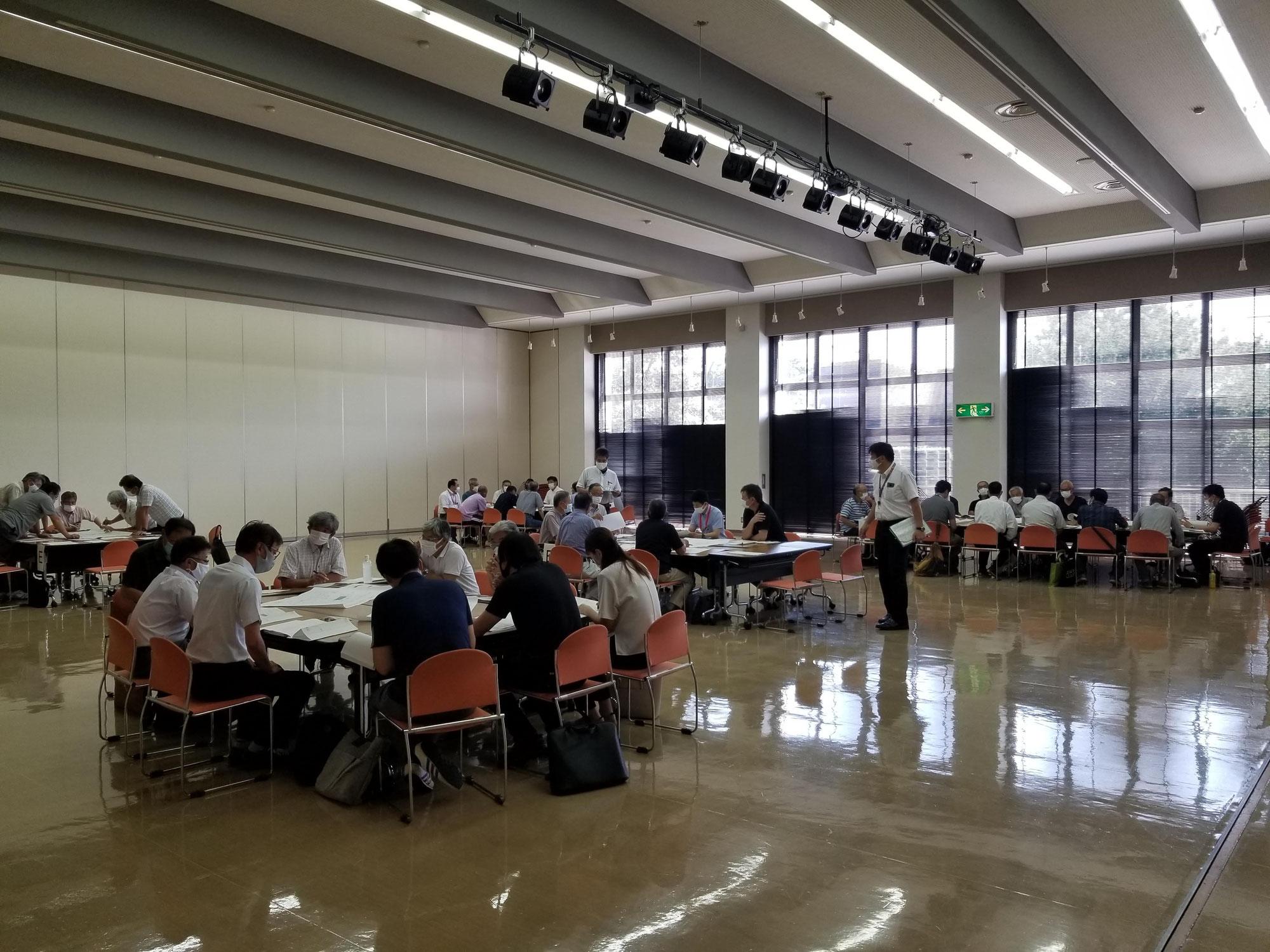 妙高市避難所運営研修会(HUG研修)を開催