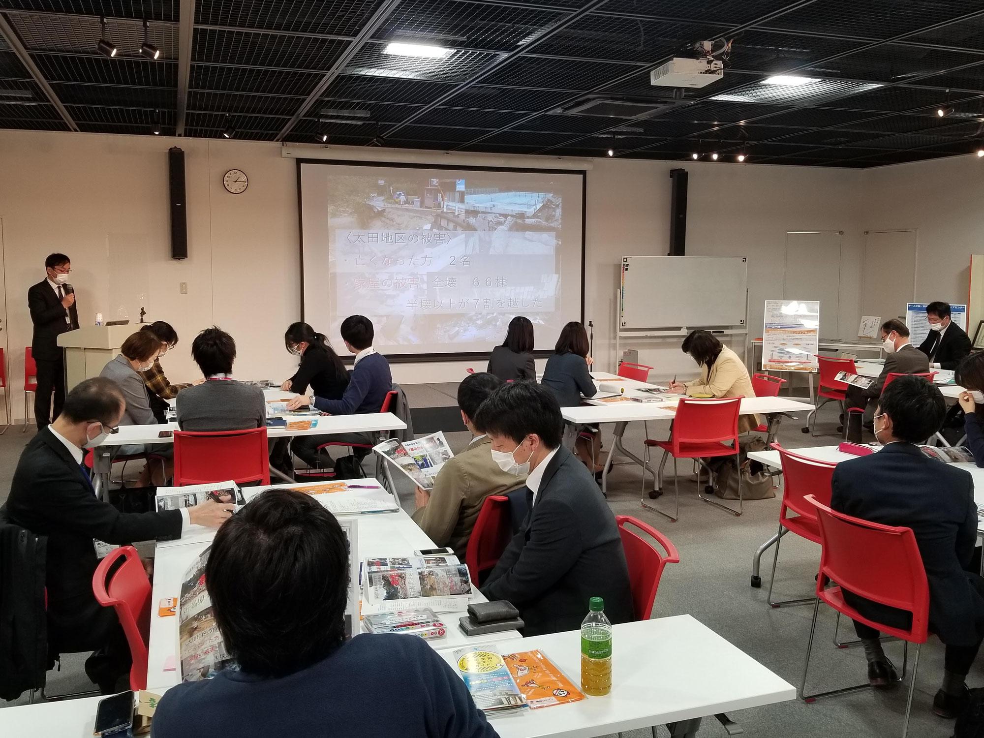 長岡発・防災教育連携キックオフフォーラム