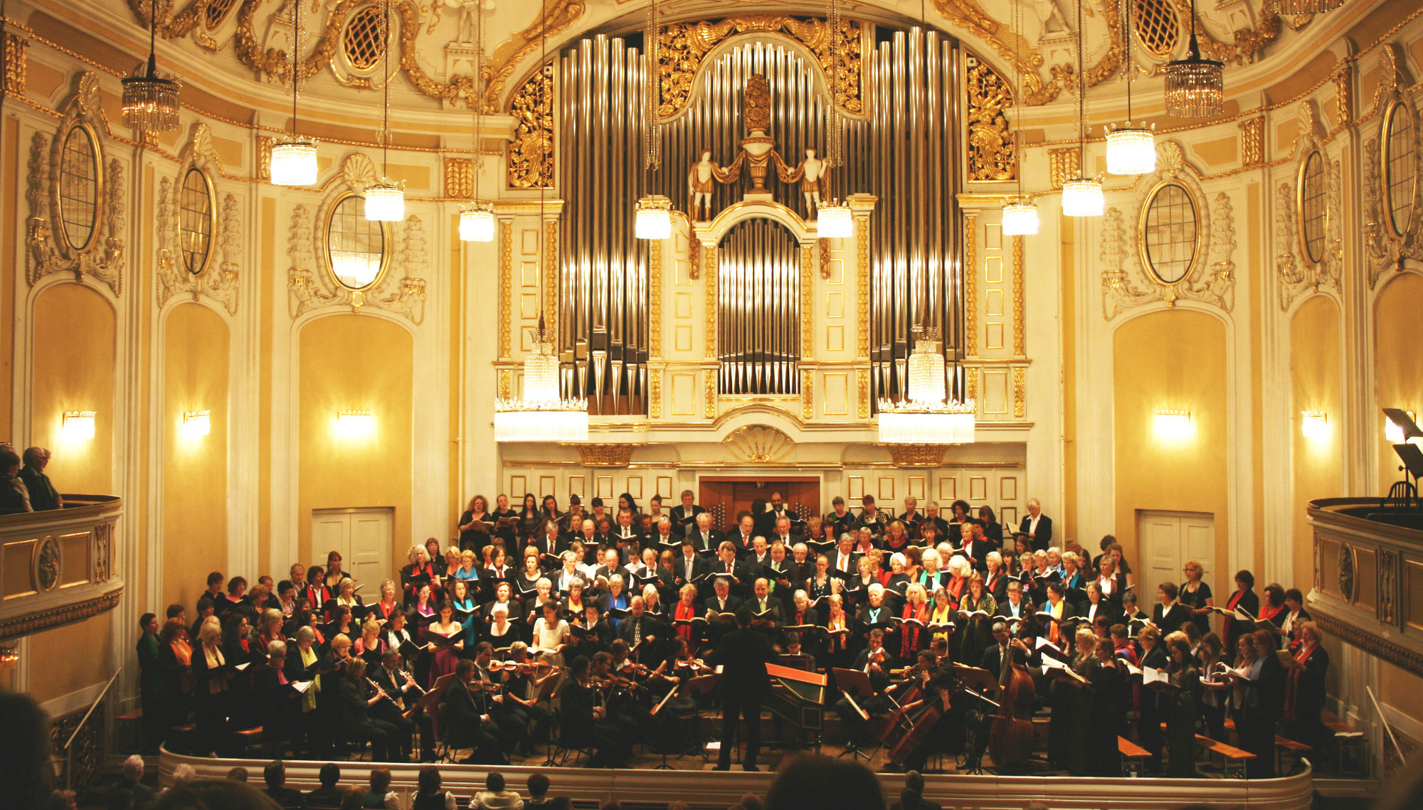 Festival program 2020 - Messiah Choir Festival Salzburg