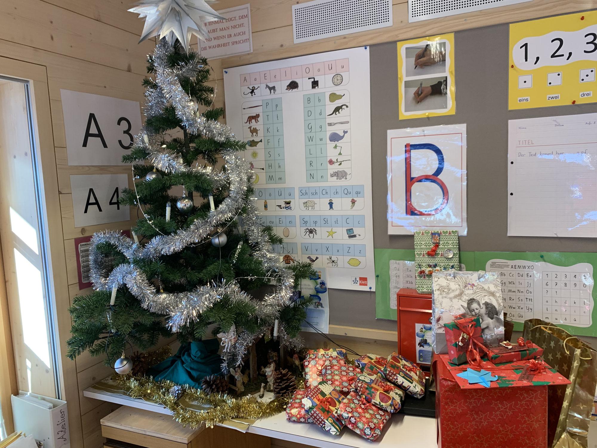 Einstimmen auf Weihnachten - 1H-6H Binn