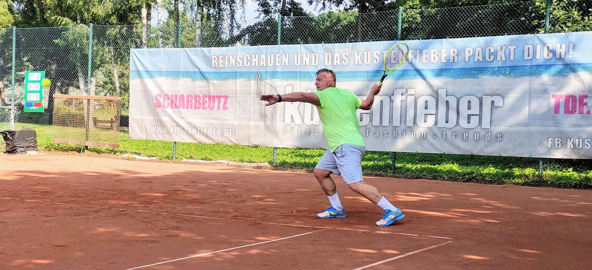 58. Scharbeutz Open 2021  Samstag 1. Turniertag Ergebnisse ...