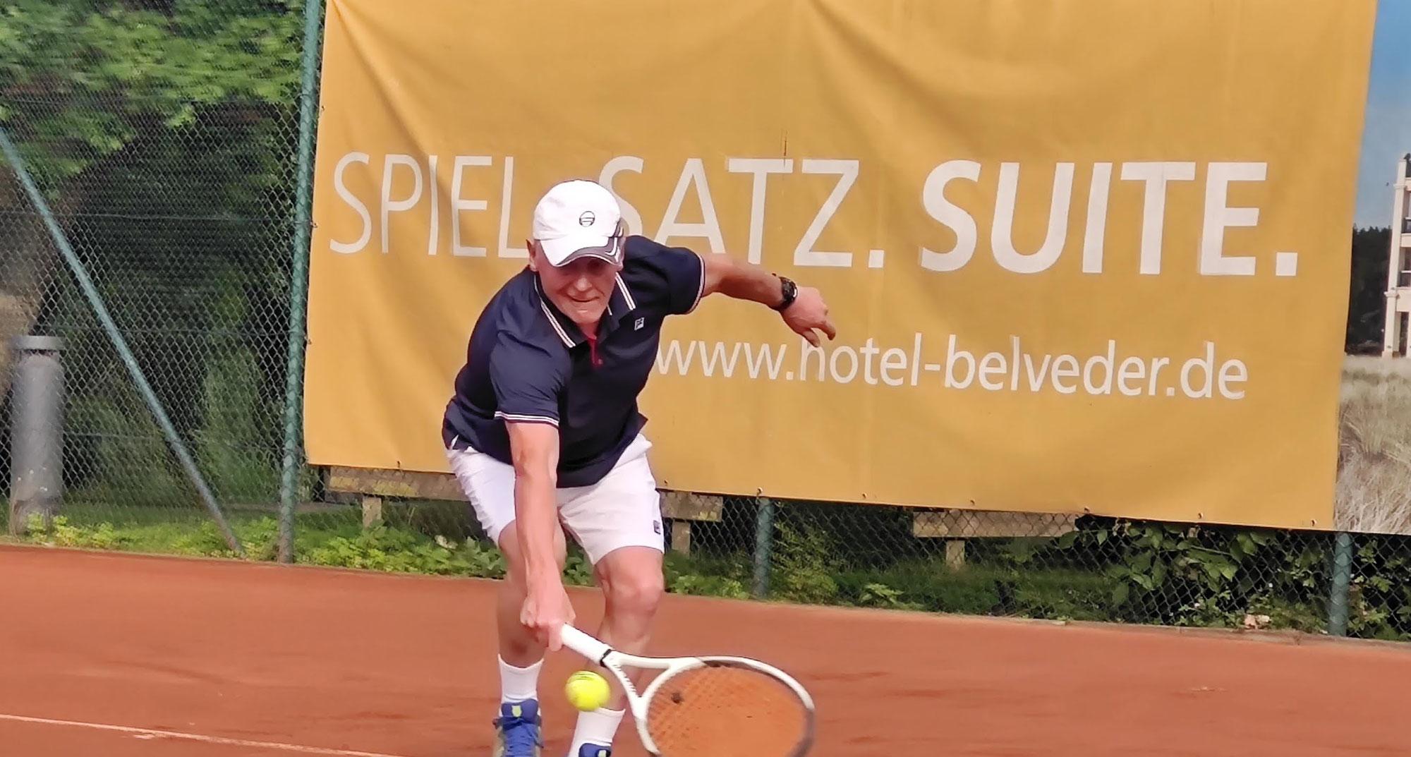 58. Scharbeutz Open 2021  Sonntag 2. Turniertag Ergebnisse ...