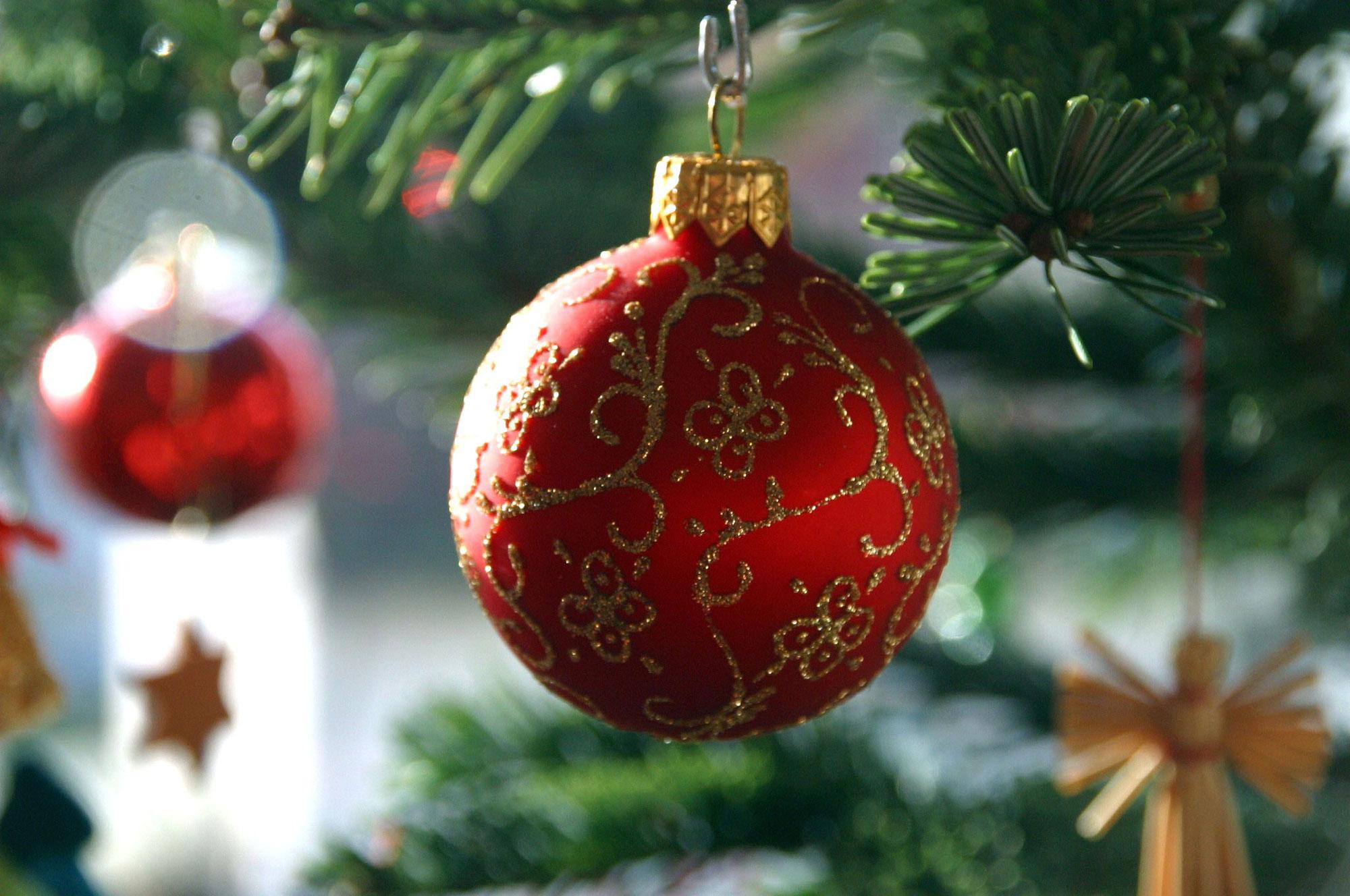 Weihnachten zu Hause feiern