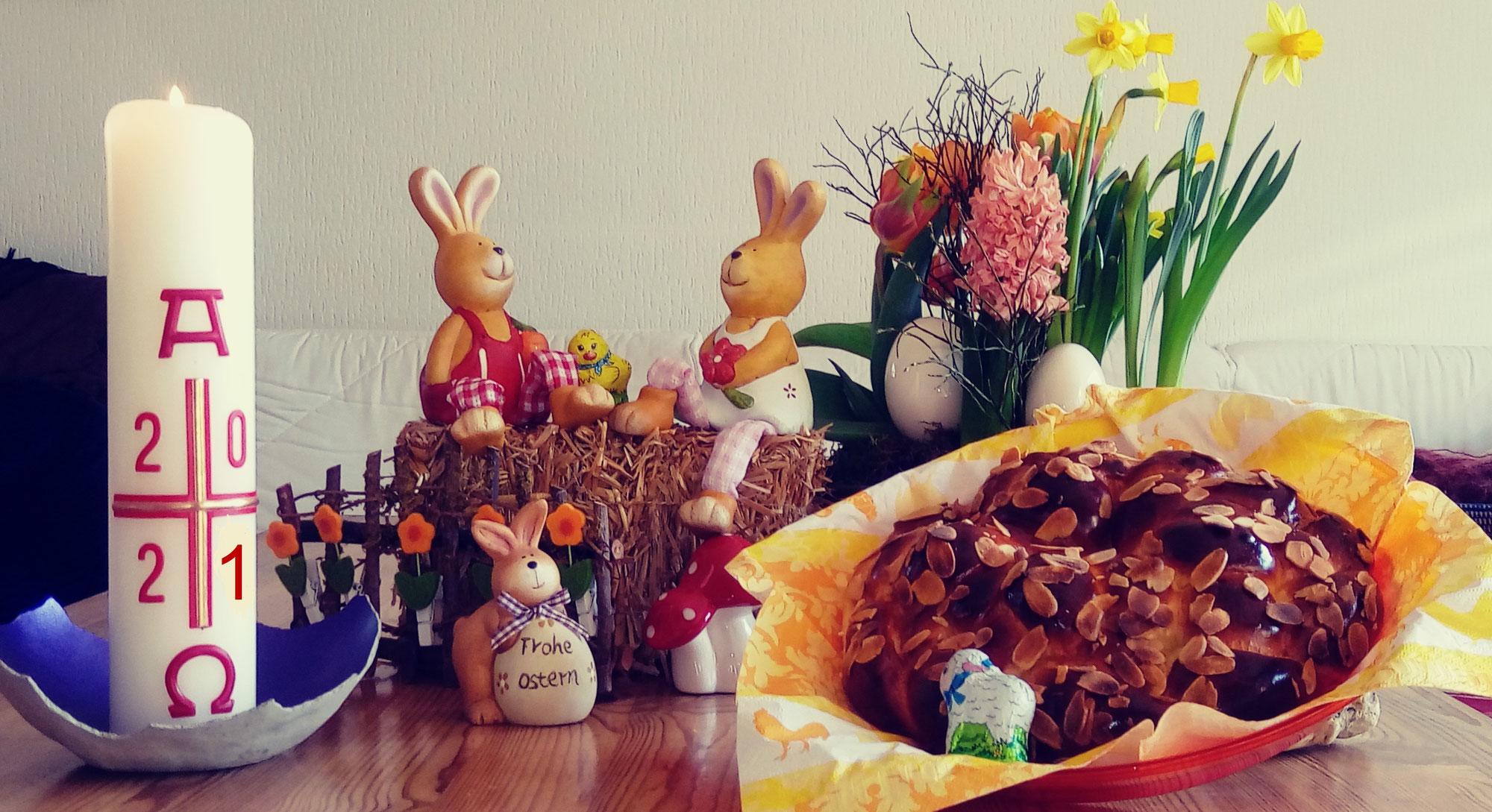 Herzliche Einladung zum Osterlieder-Singen am 04.04.2021