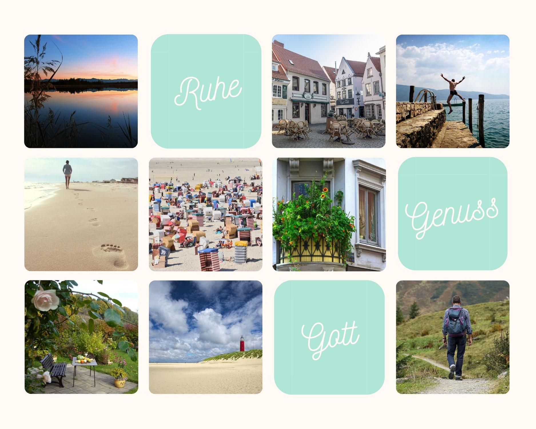 Sommerferien - Urlaub - Zeit